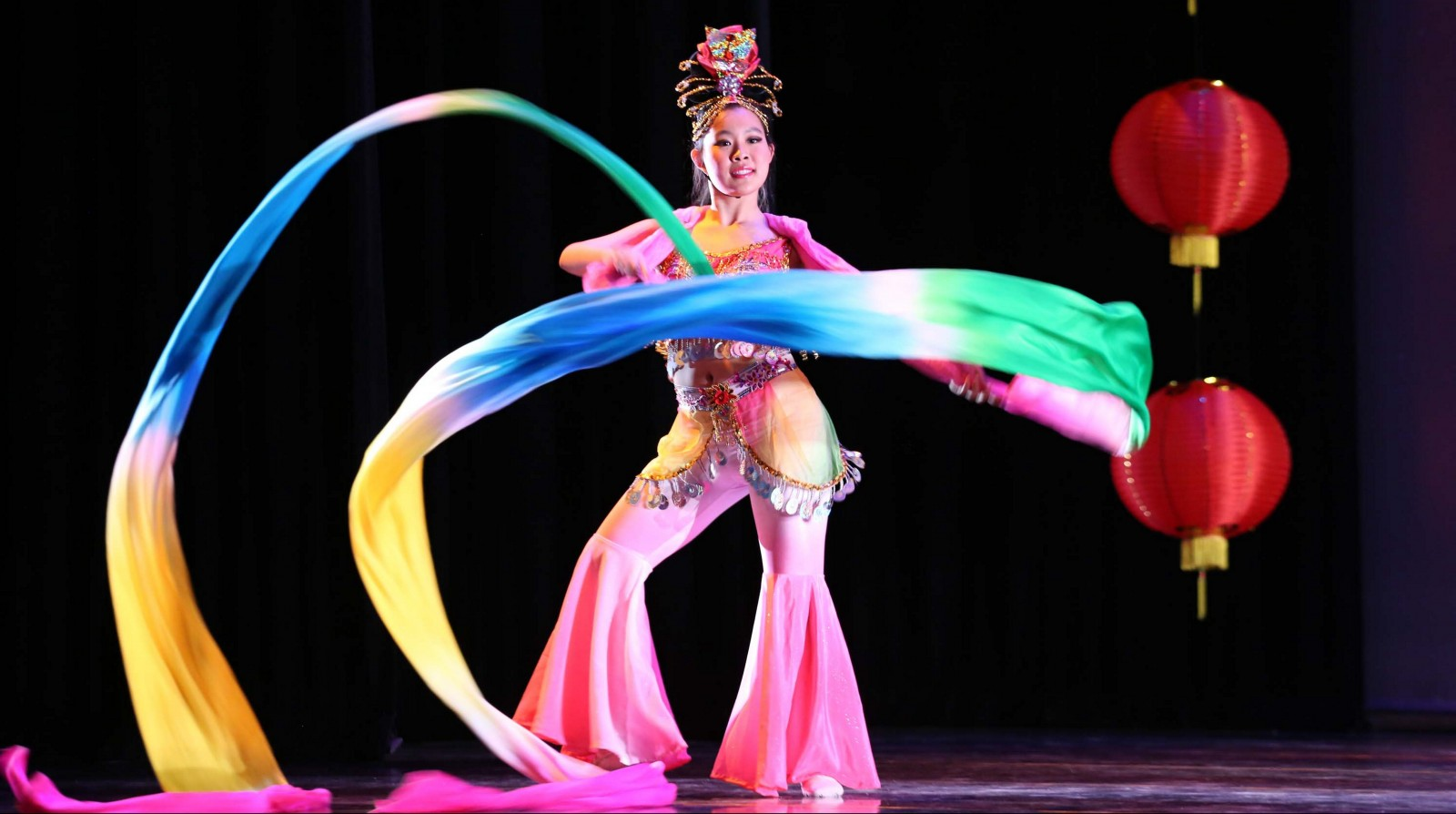 A celebration of Chinese New Year takes place Feb. 8 at the University at Buffalo Center for the Arts.