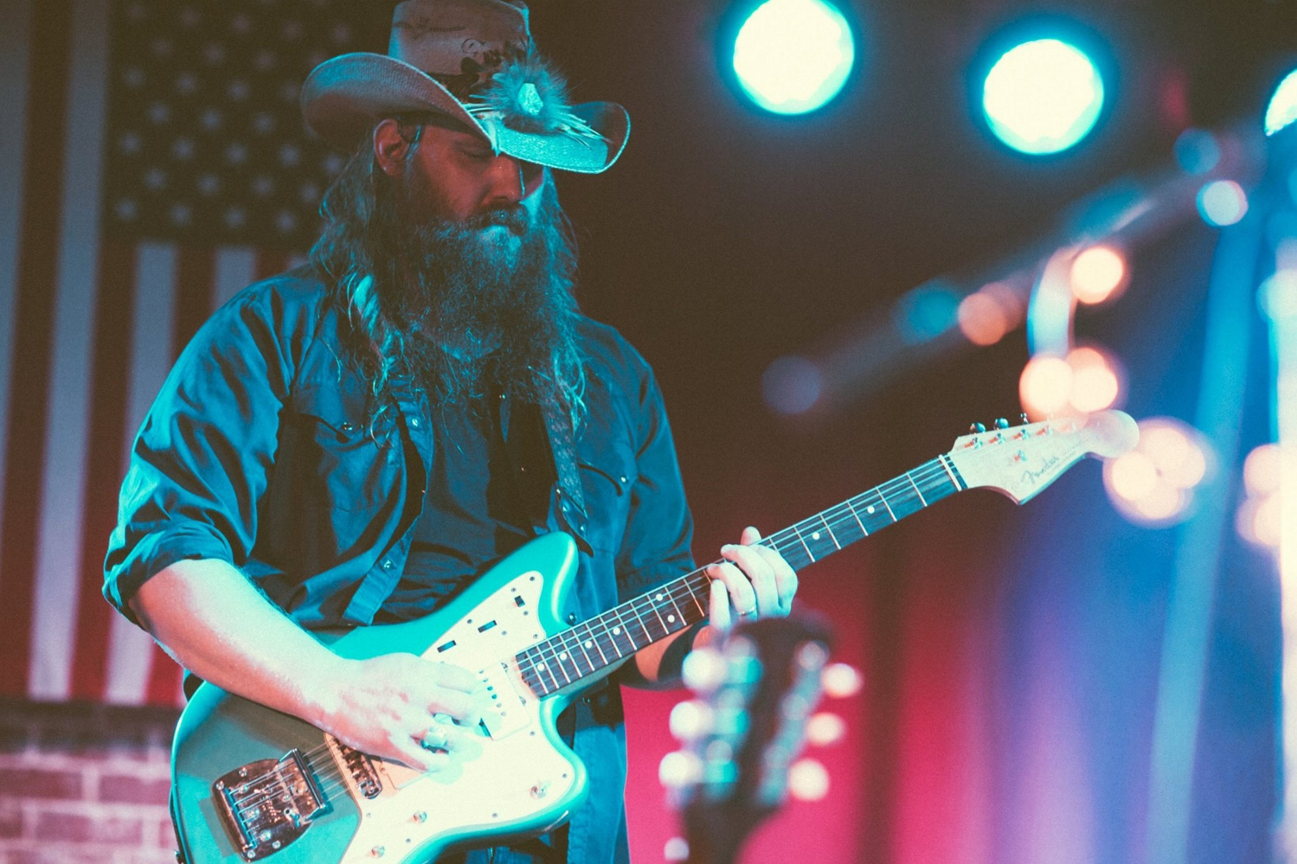 Chris Stapleton topped the recent Country Music Critic's Poll in Nashville Scene.