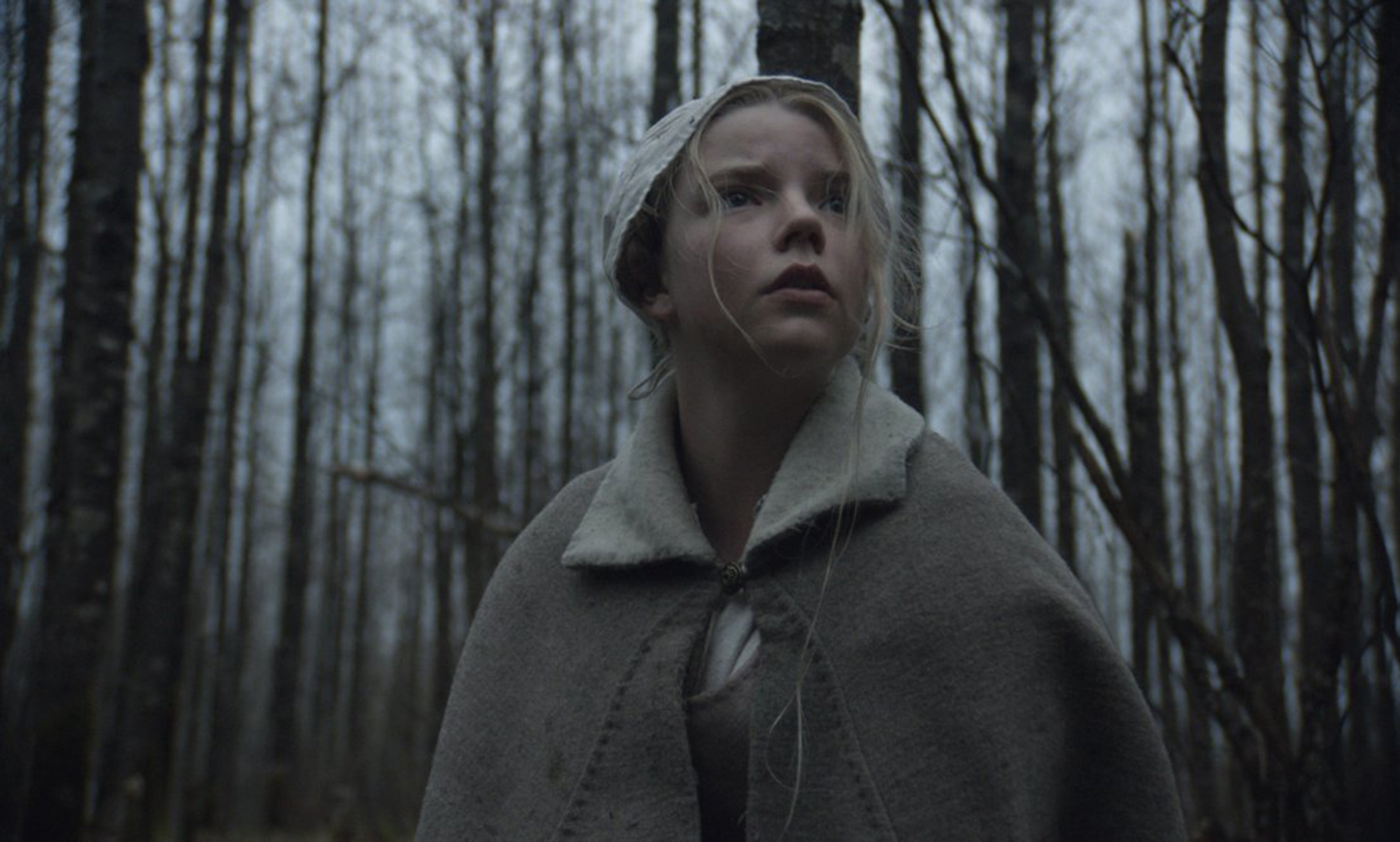 "Anya Taylor-Joy in ""The Witch."""