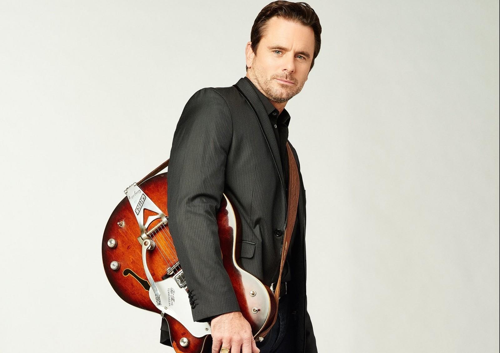"ABC's ""Nashville"" stars Charles Esten as Deacon Claybourne. (ABC/Andrew Eccles)"