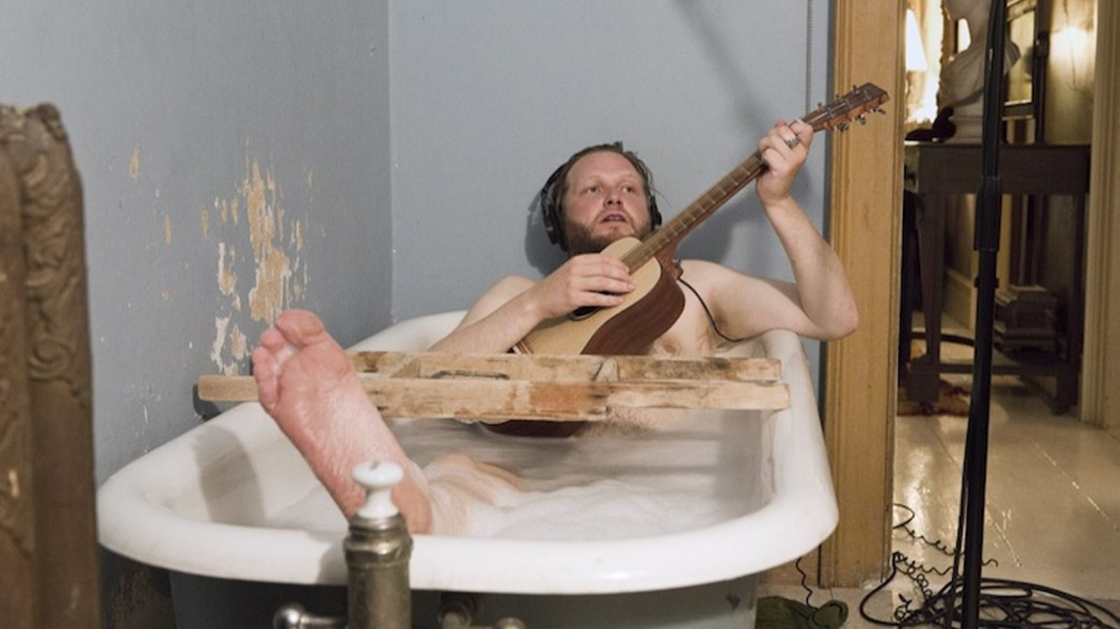 "UB Art Gallery will present Icelandic artist's Ragnar Kjartansson's nine-channel film ""The Visitors"" through May 14."