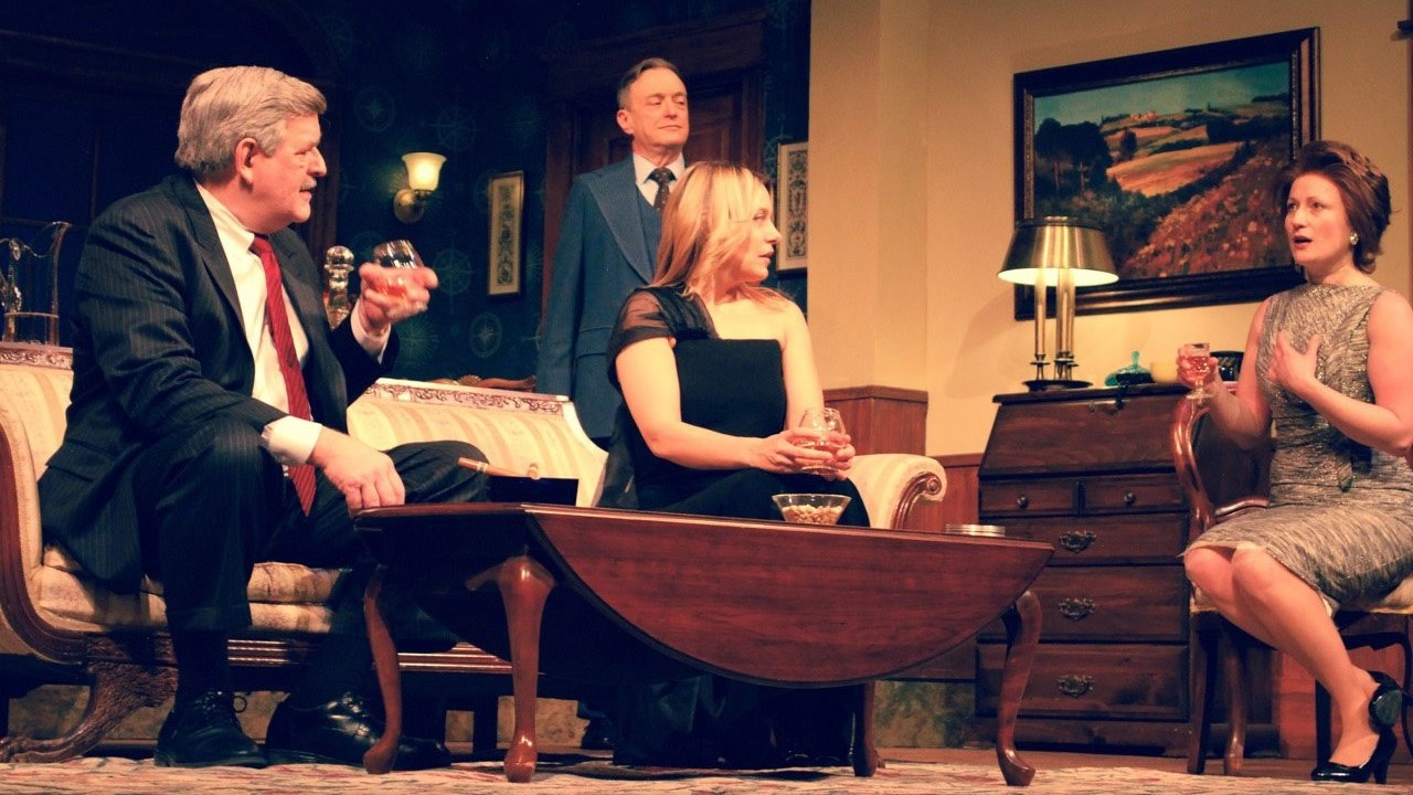 """The Kavinoky Theatre is staging """"The City of Conversation."""""""