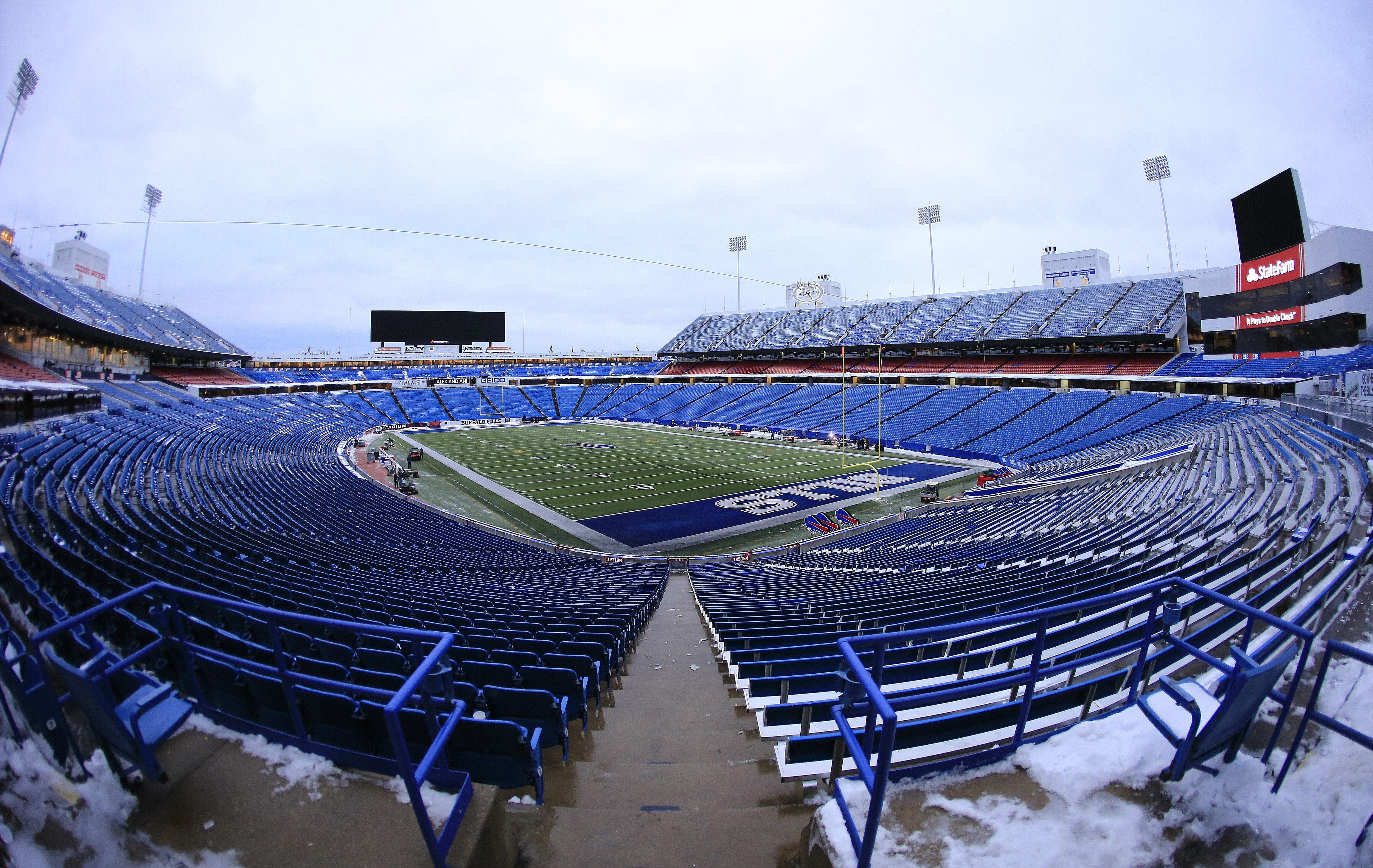 The Bills lease expires in 2023, and there already is significant community chatter about a new stadium here. (Harry Scull Jr./News file photo)