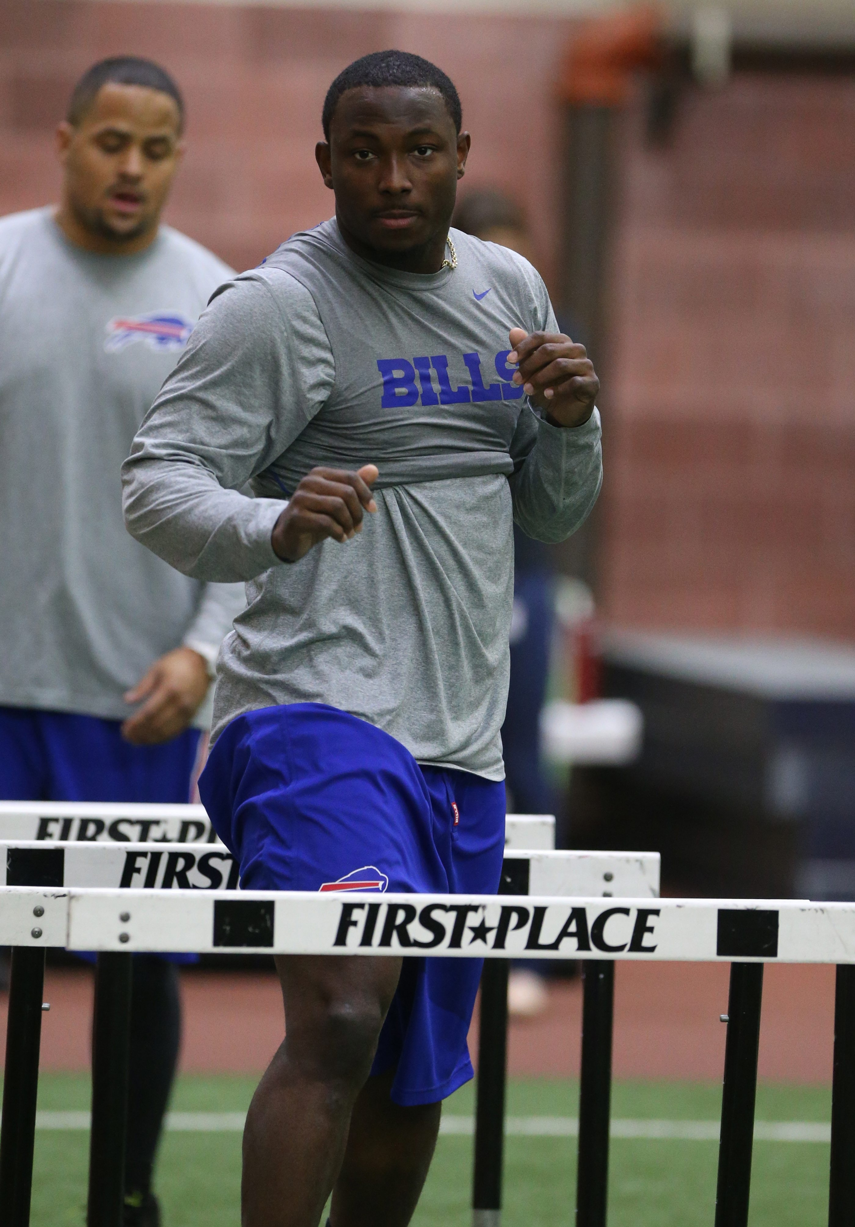 No charges issued against RB LeSean McCoy.