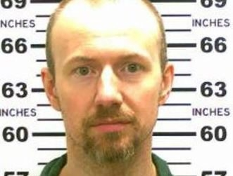 Photo of David Sweat provided by New York State.