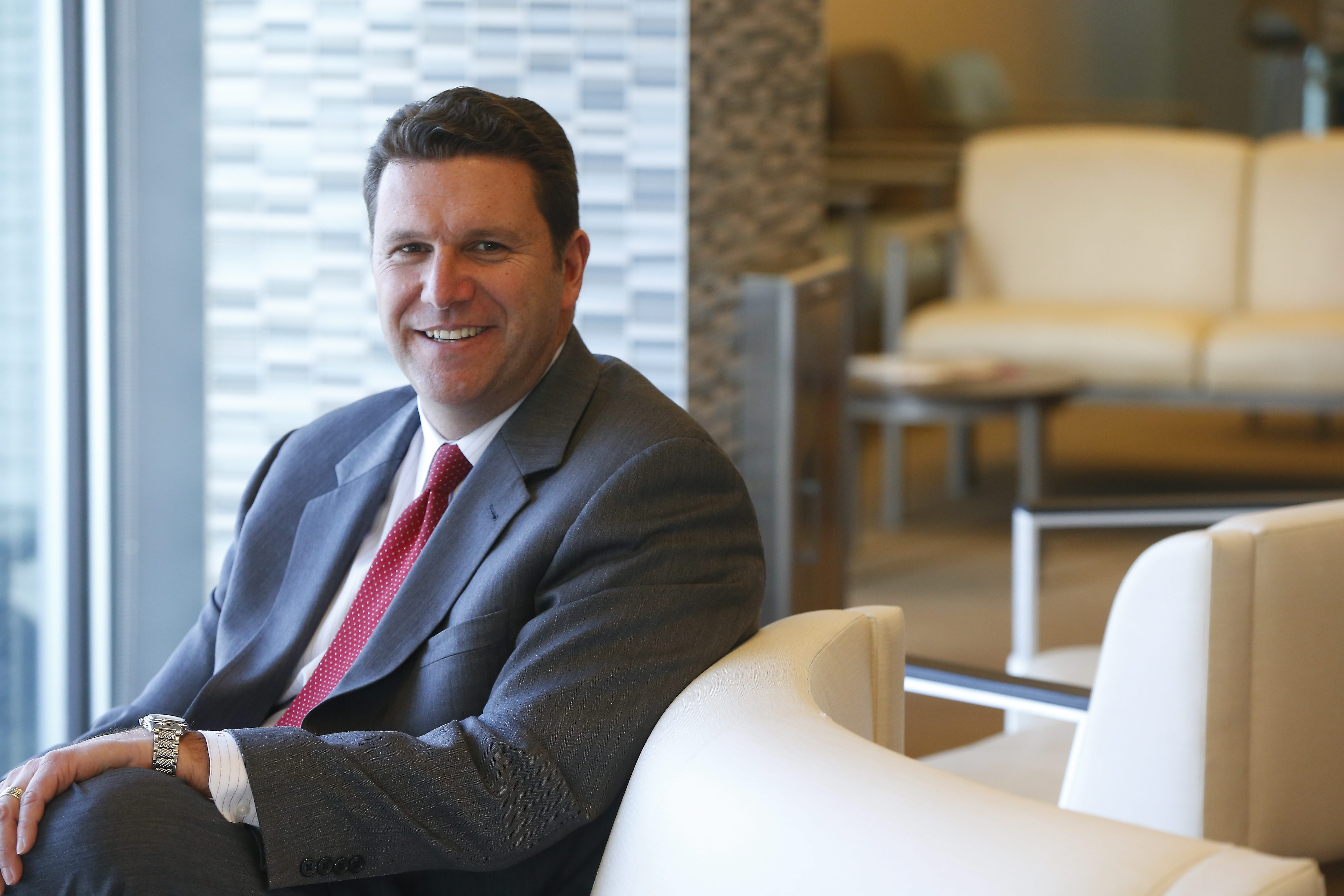 After 11 years working at Erie County Medical Center, Thomas J. Quatroche Jr. was named CEO of the hospital last week. He takes over an institution seeing healthy growth at a time when the entire health care industry is adapting to dramatic changes.