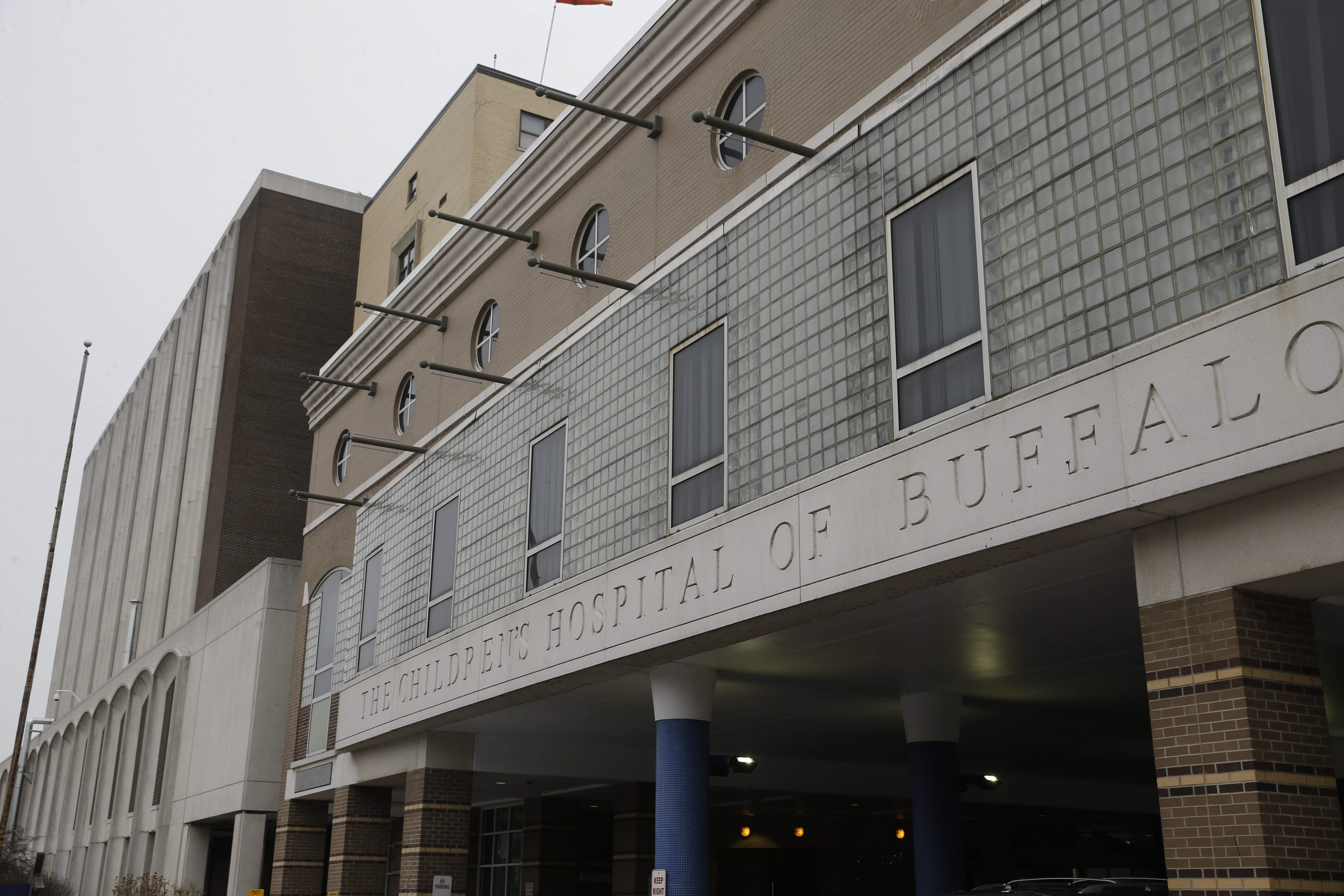 The possibility of repurposing the Women's and Children's Hospital site generated a significant number of ideas from developers. (Buffalo News file photo)