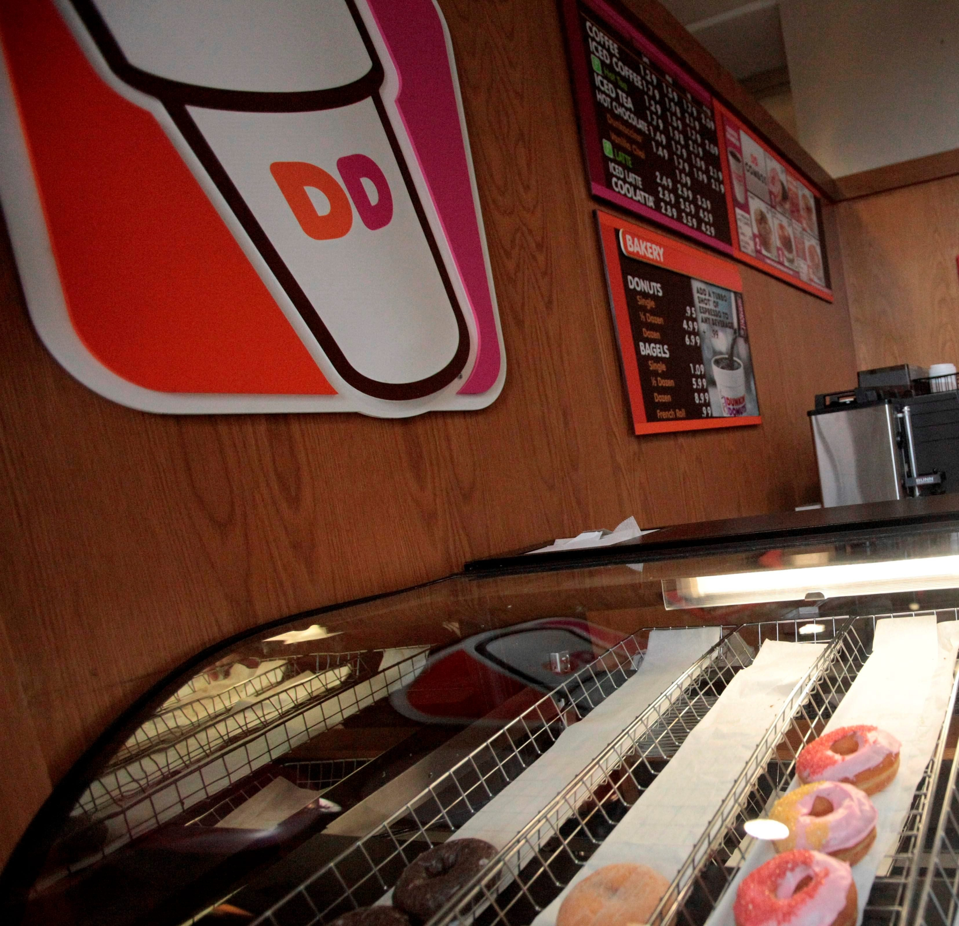 Massachusetts-based Dunkin' Donuts said that the problem at the Main Street, Williamsville, franchise is being addressed.