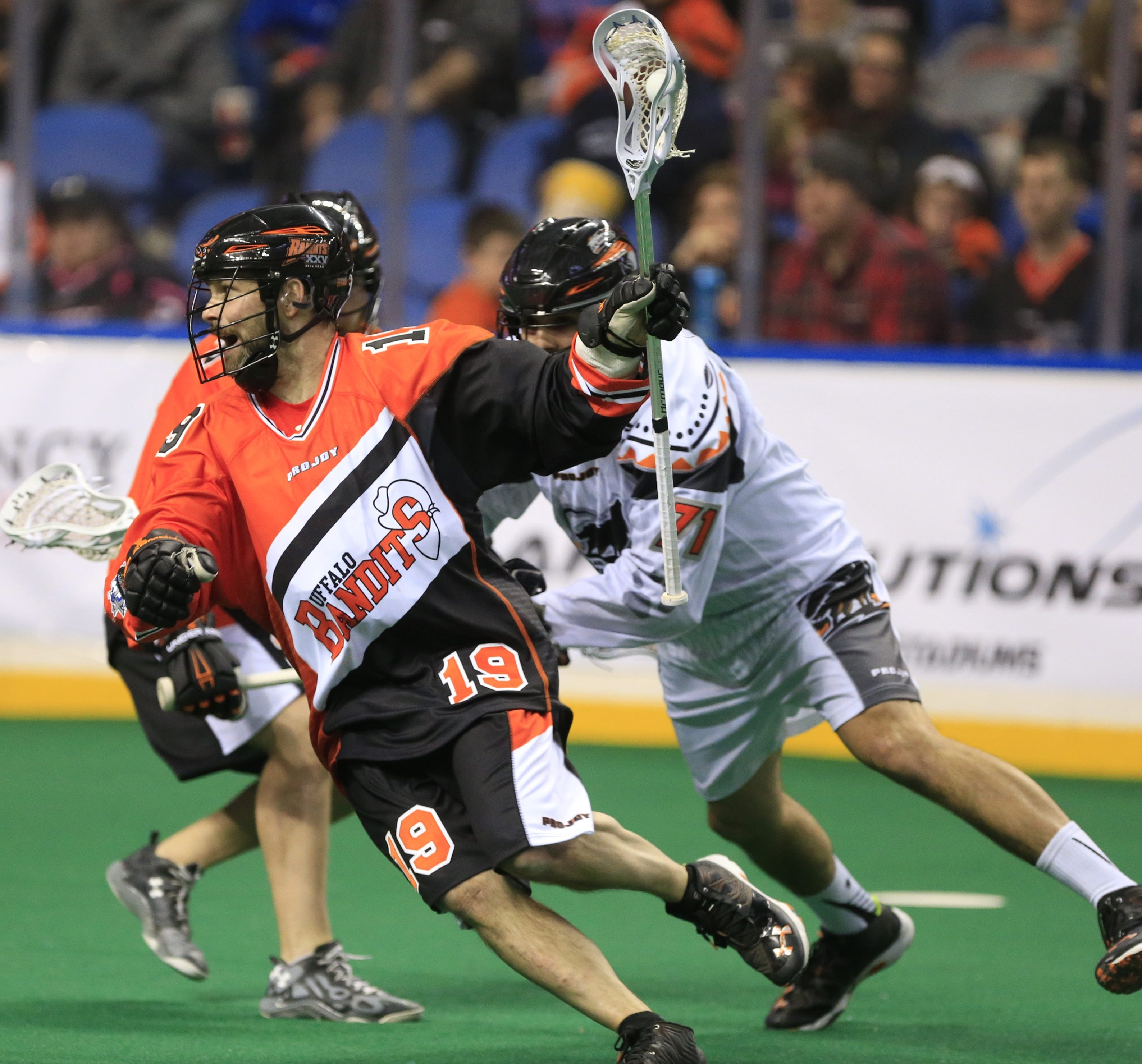 Chad Culp bounced around the National Lacrosse League before making his mark with the Bandits.