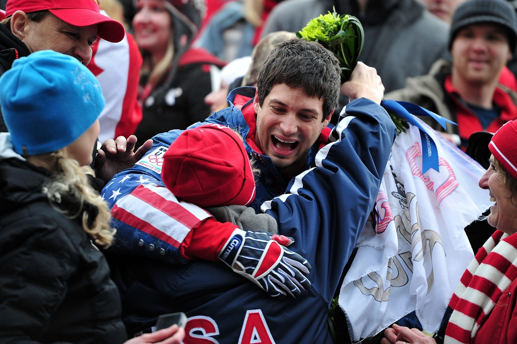 In his third Olympics, Steve Mesler and his teammates won gold in the four-man bobsled at the 2010 Games in Vancouver.