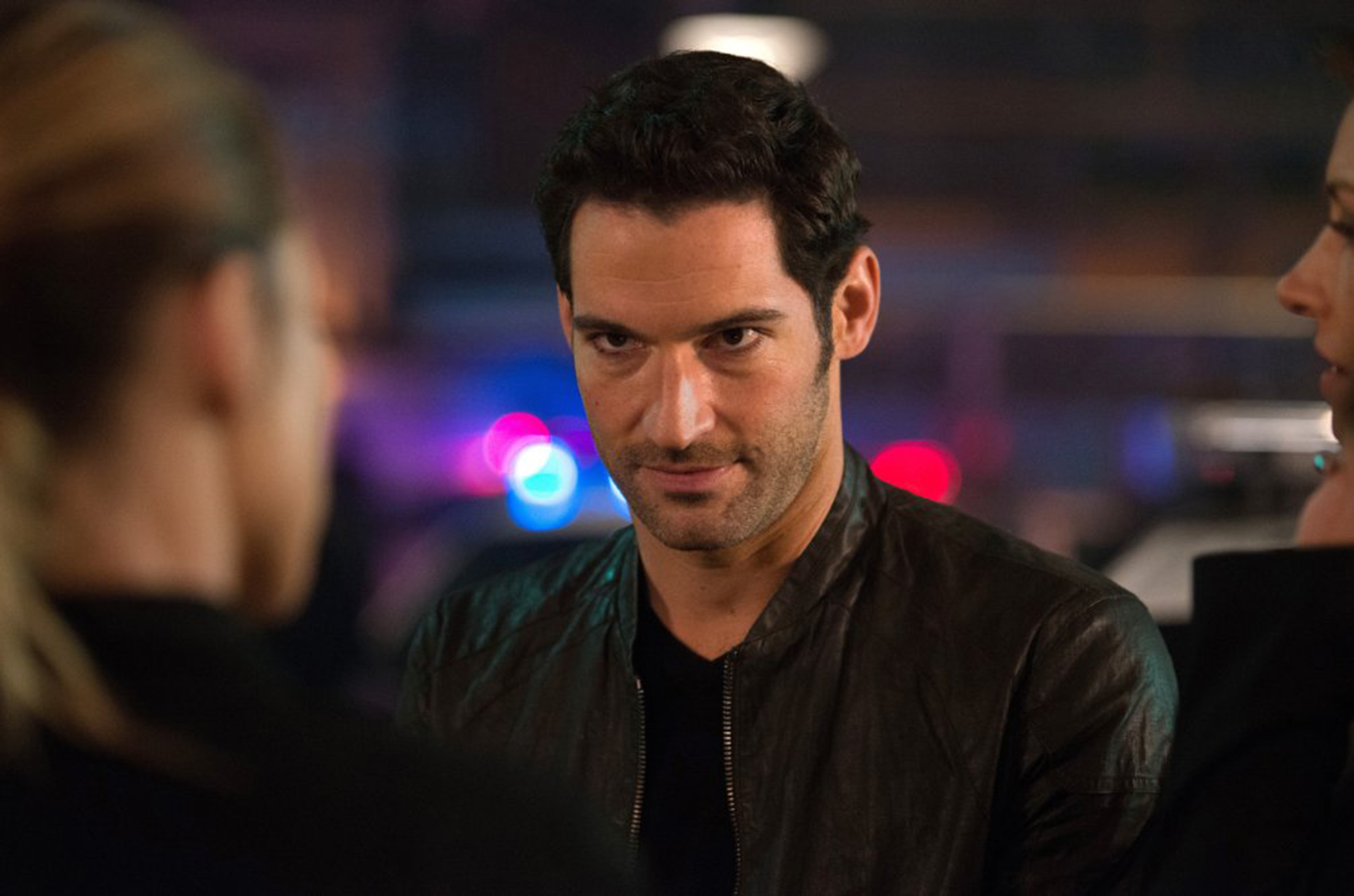 "Tom Ellis stars in ""Lucifer,"" junk TV fantasy that likable."