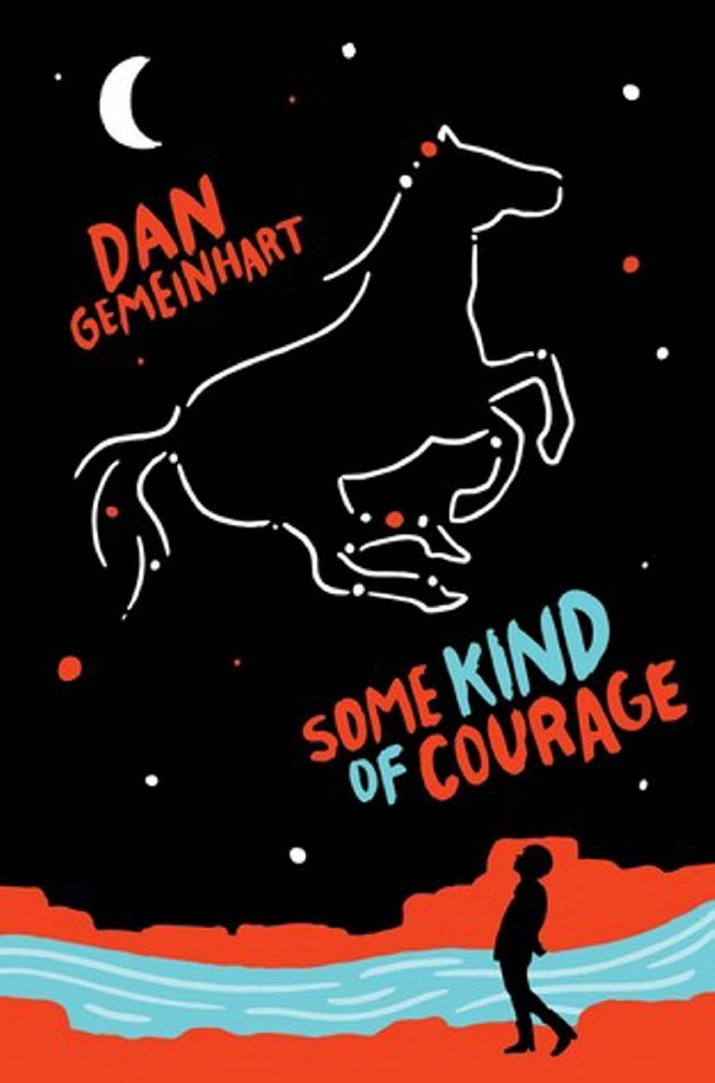 Books in Brief: Some Kind of Courage by Dan Gemeinhart