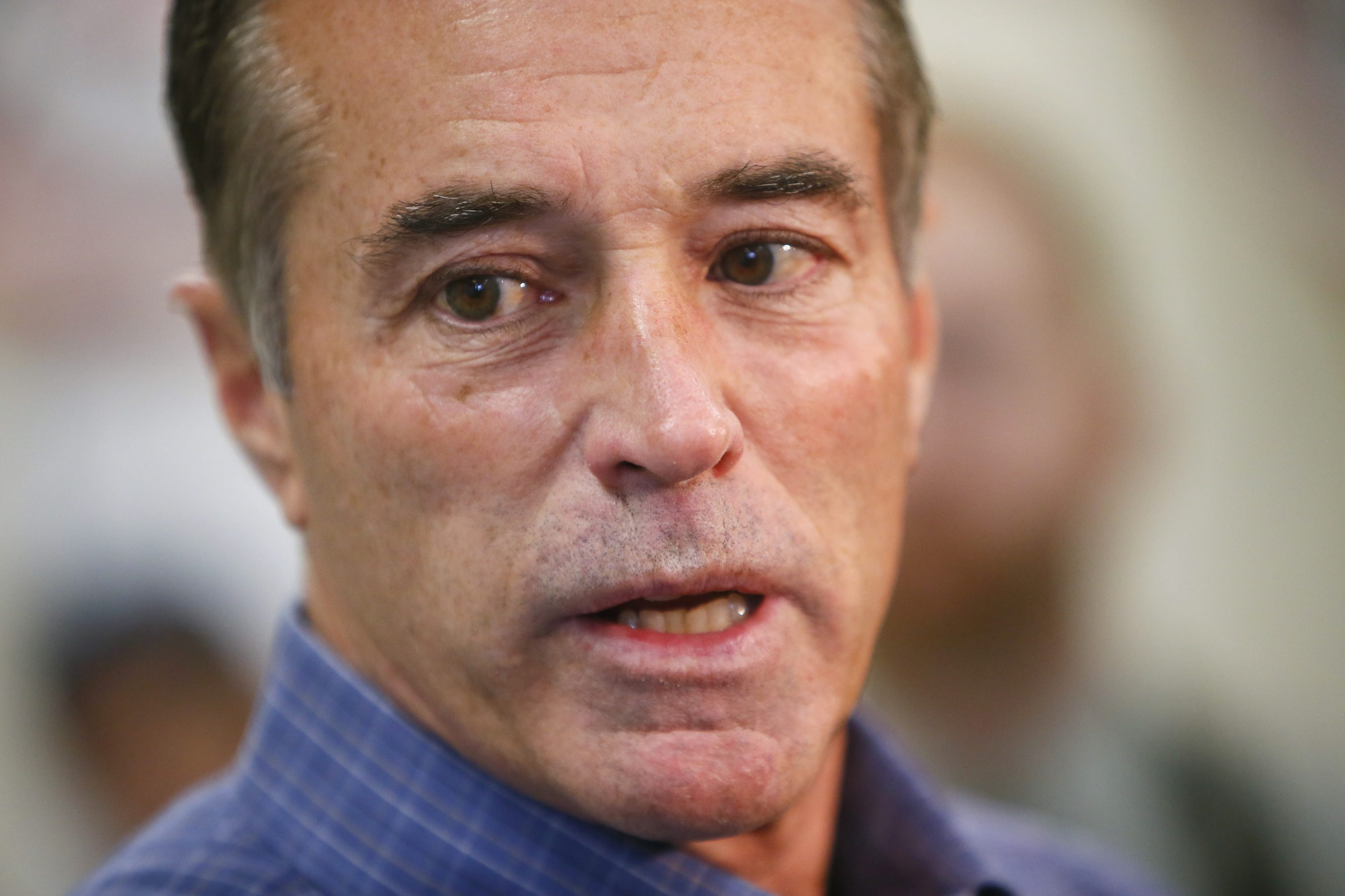 """We need a president willing to make the tough decisions necessary to restore our country to greatness,"" Rep. Chris Collins said in his statement. ""I believe Donald Trump is the man for the job, and I am proud to provide him with my support."""