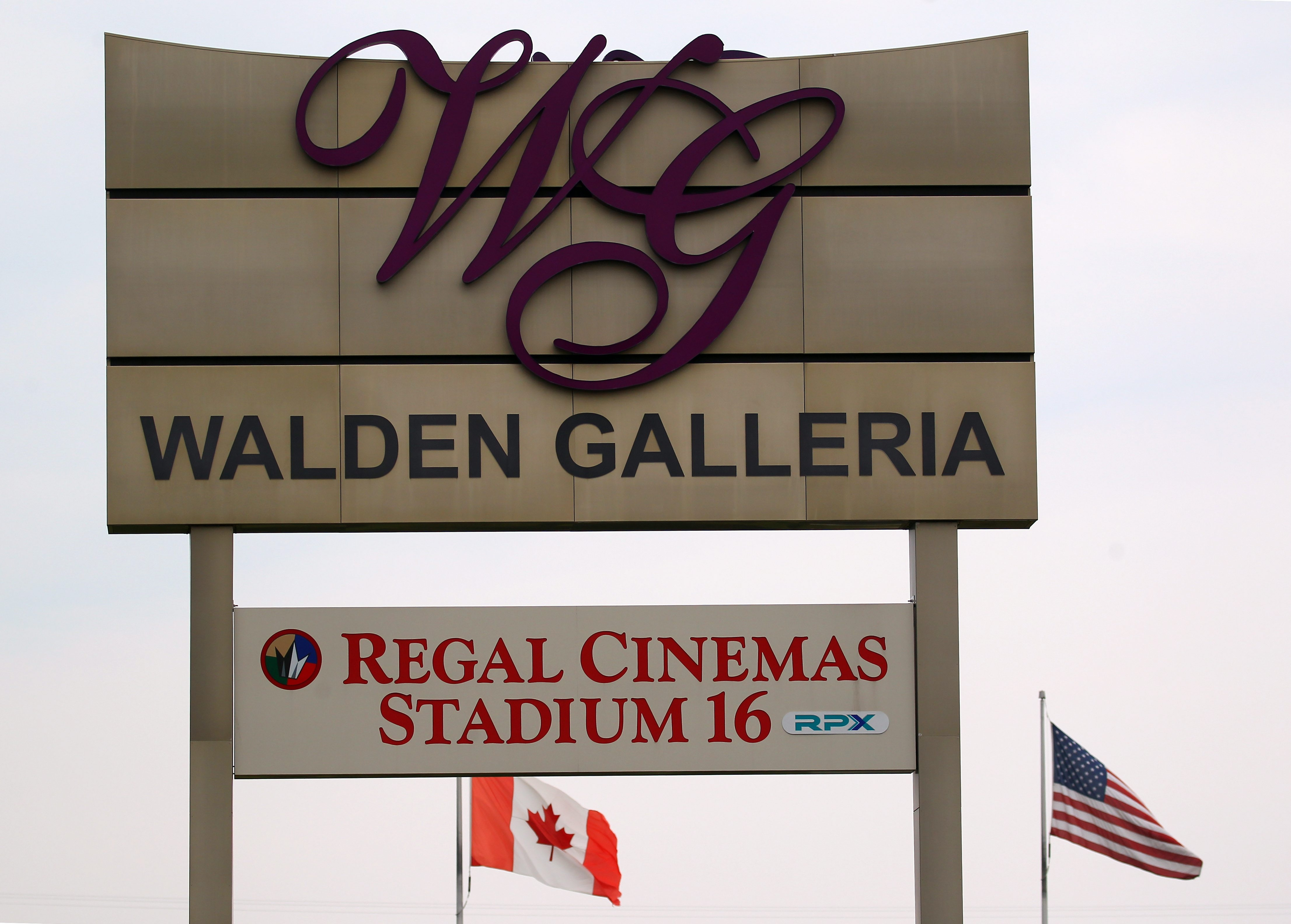 An on-site inspection of the Walden Galleria last May found problems in the mall's parking lots, including several spaces too narrow and a curb cut too steep. Inside, wall-mounted bathroom features were too high, doors were too difficult to open and objects on the floor blocked passage. Other access problems included elevator doors that closed too quickly and low-hanging ceiling areas under escalators with no posted warning signs. (Mark Mulville/News file photo)