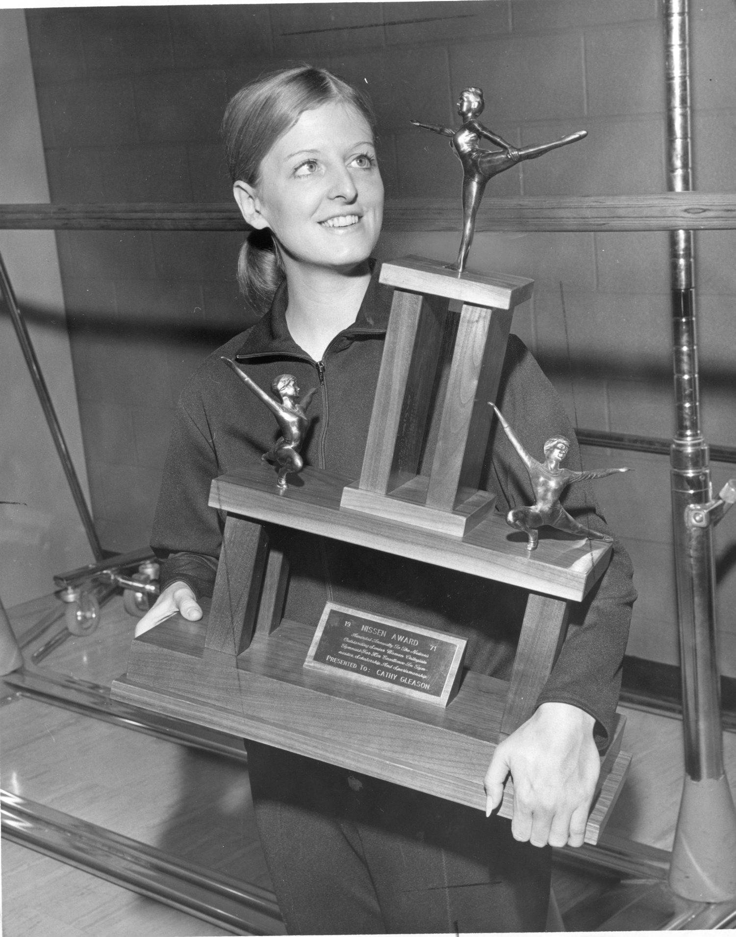Buffalo's Best / No. 5 Female: Kathy Gleason-Jachter