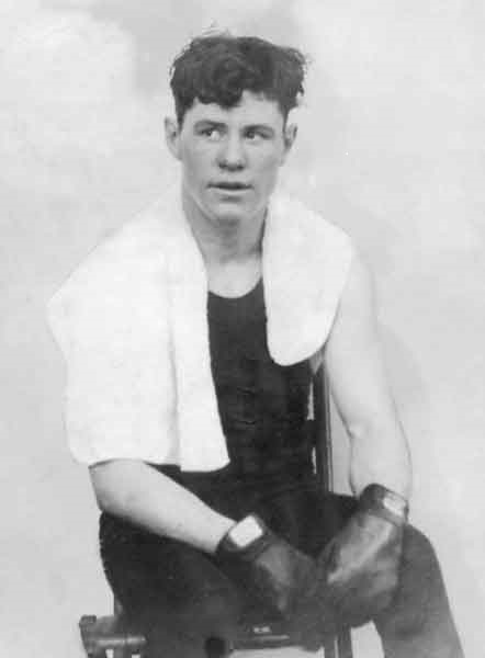 Jimmy Slattery, one of boxing's all-time greats, squandered much of his money on Chippewa Street.