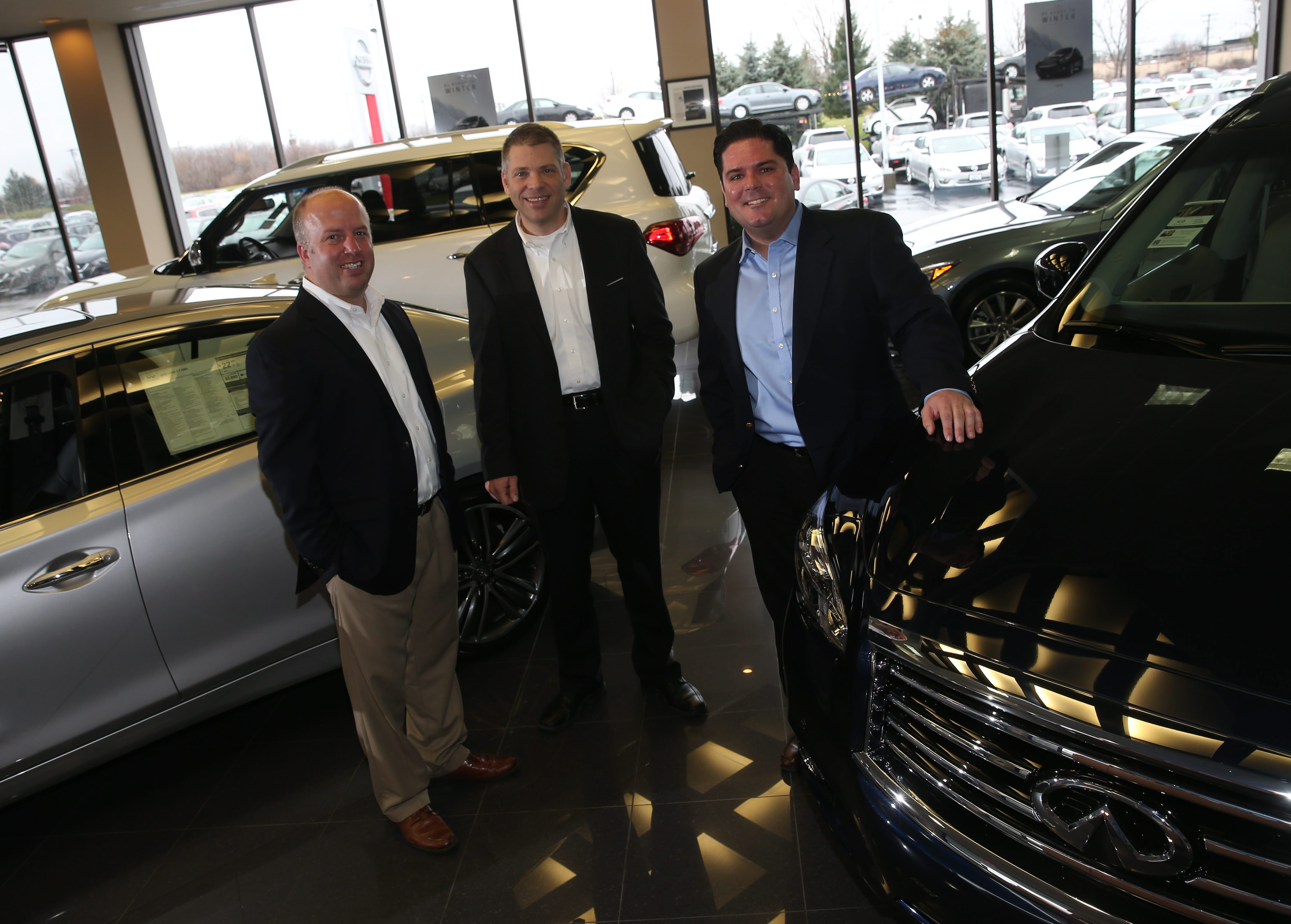 Auto dealer groups a dominant force in sales – The Buffalo News