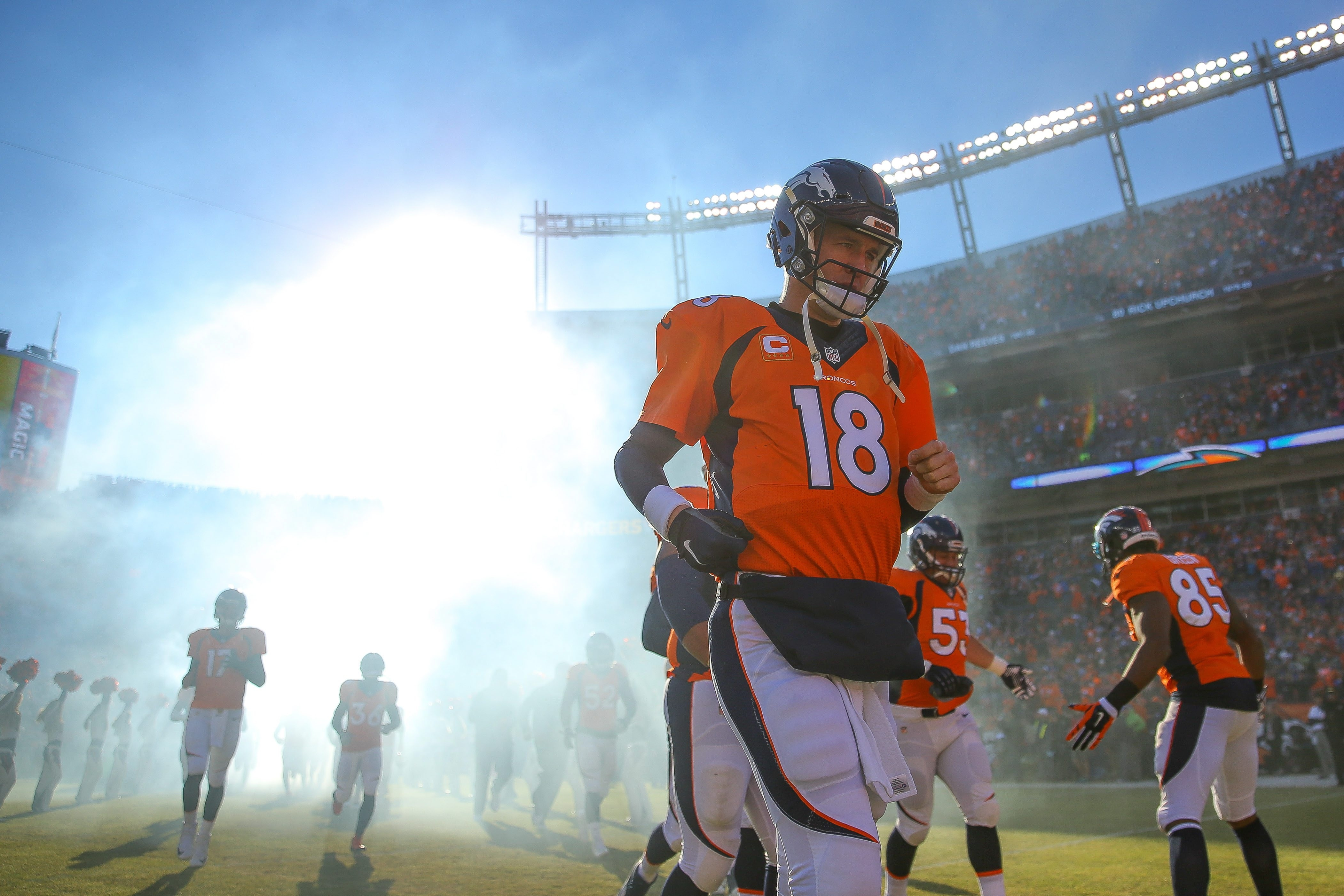 Win or lose, Peyton Manning should call it a career after Super Bowl 50.