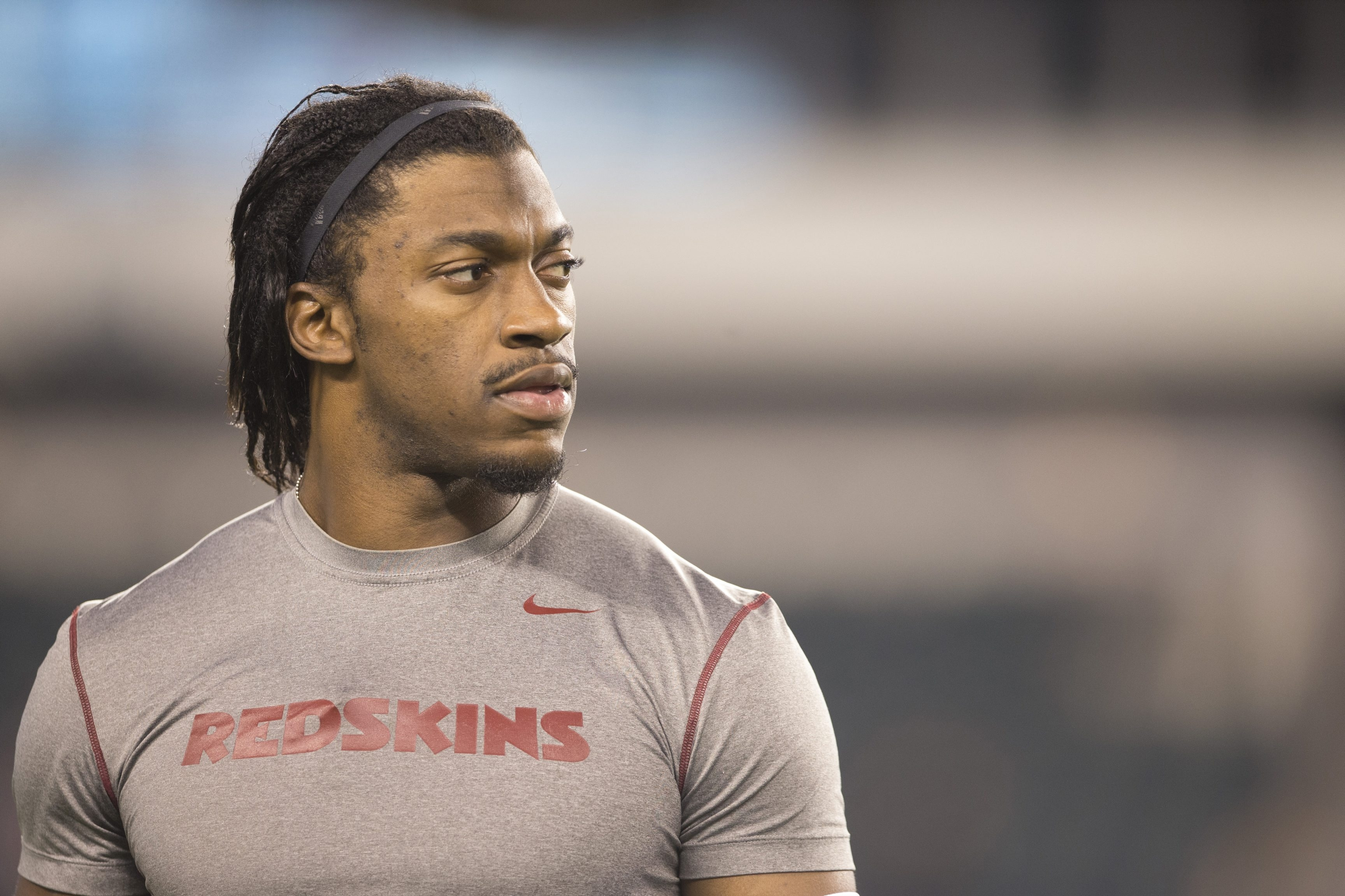 Robert Griffin III is going to be looking for a team after the Redskins cut ties with him.