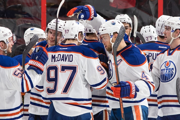 The Edmonton Oilers have been a more cohesive unit with Connor McDavid back in the lineup.(Getty Images)