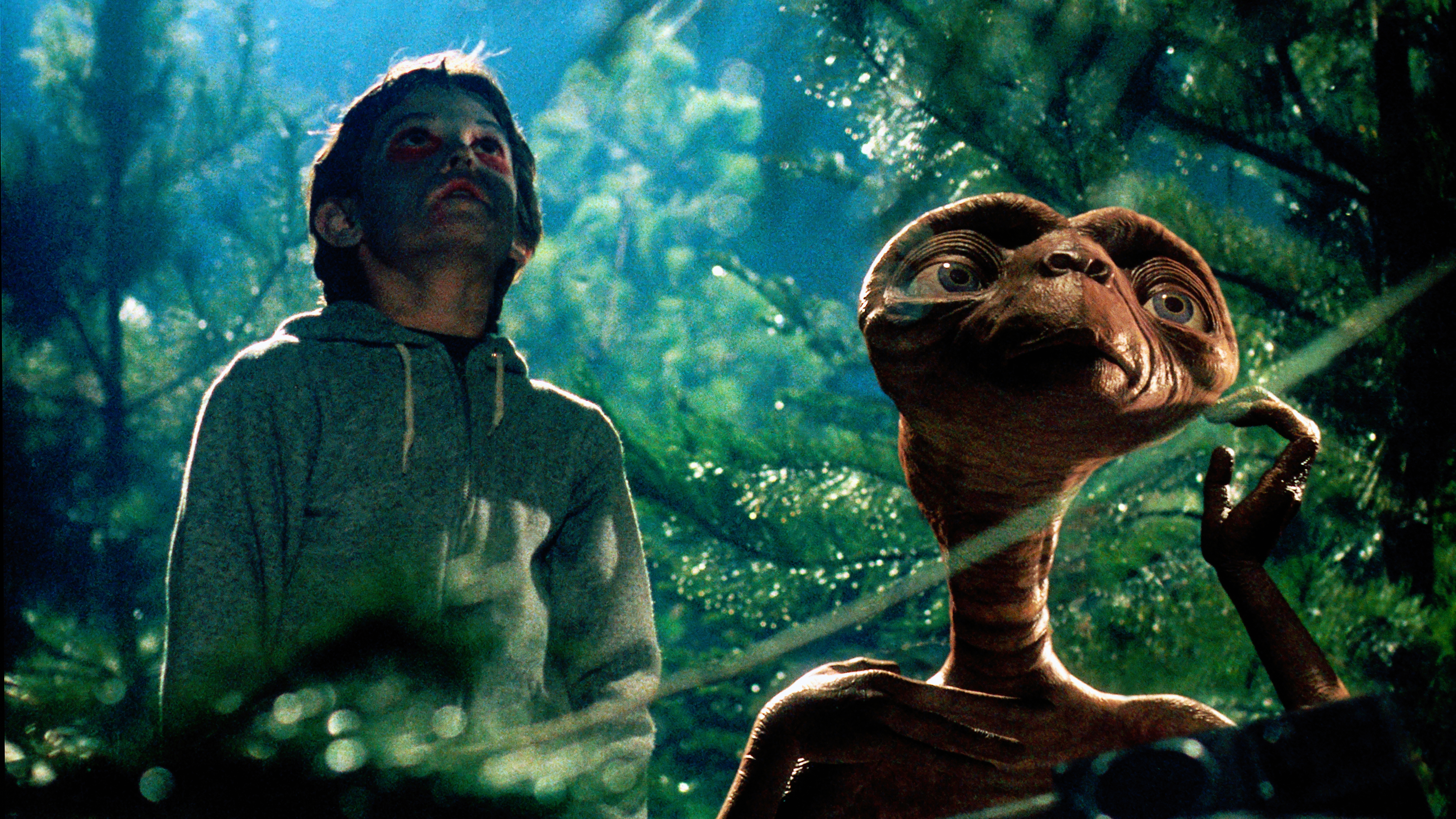 Steven Spielberg's 'E.T.' will kick off Dipson's Classic Family Film series on Feb 20 in the Eastern Hills Cinema.