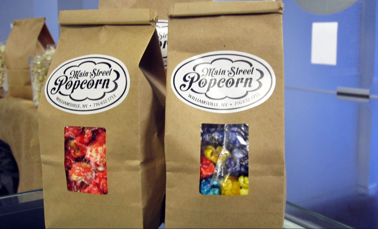 Main Street Popcorn in Williamsville could be your appetite's best friend during the Oscars.