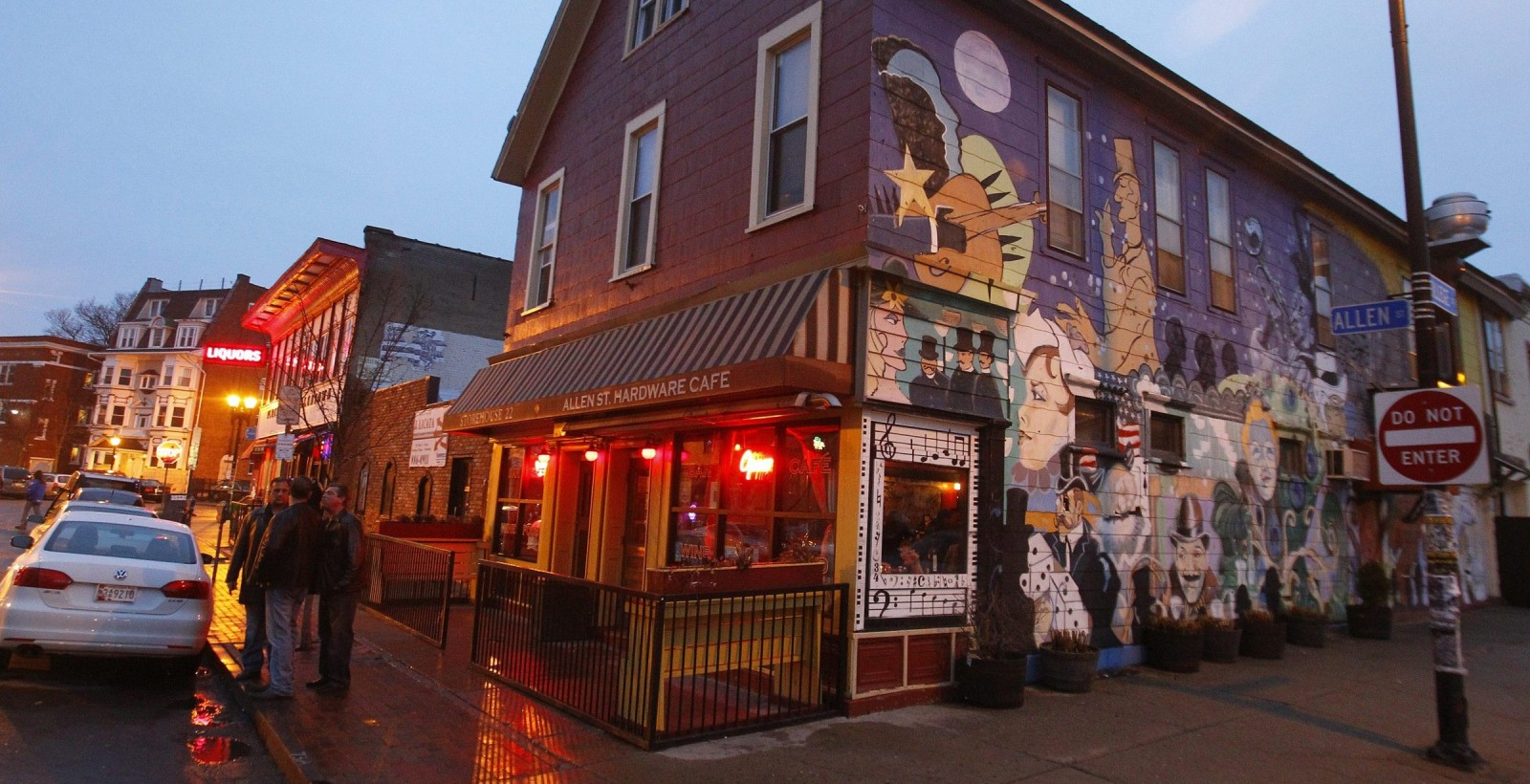 Allen Street Hardware, 245 Allen St. (John Hickey/Buffalo News)