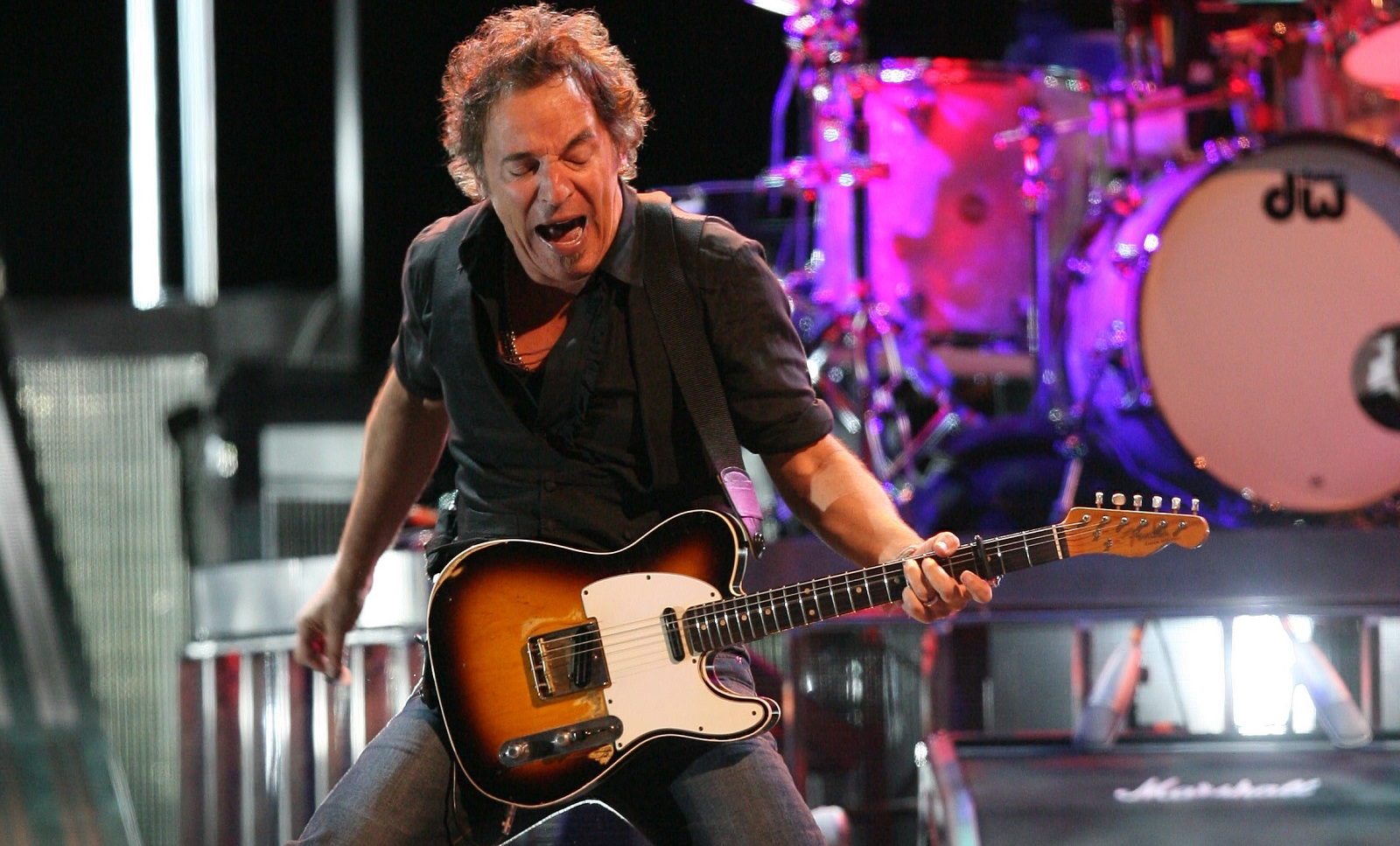 Bruce Springsteen's cancellation of his North Carolina show was a powerful stand against bigotry. (Buffalo News file photo)
