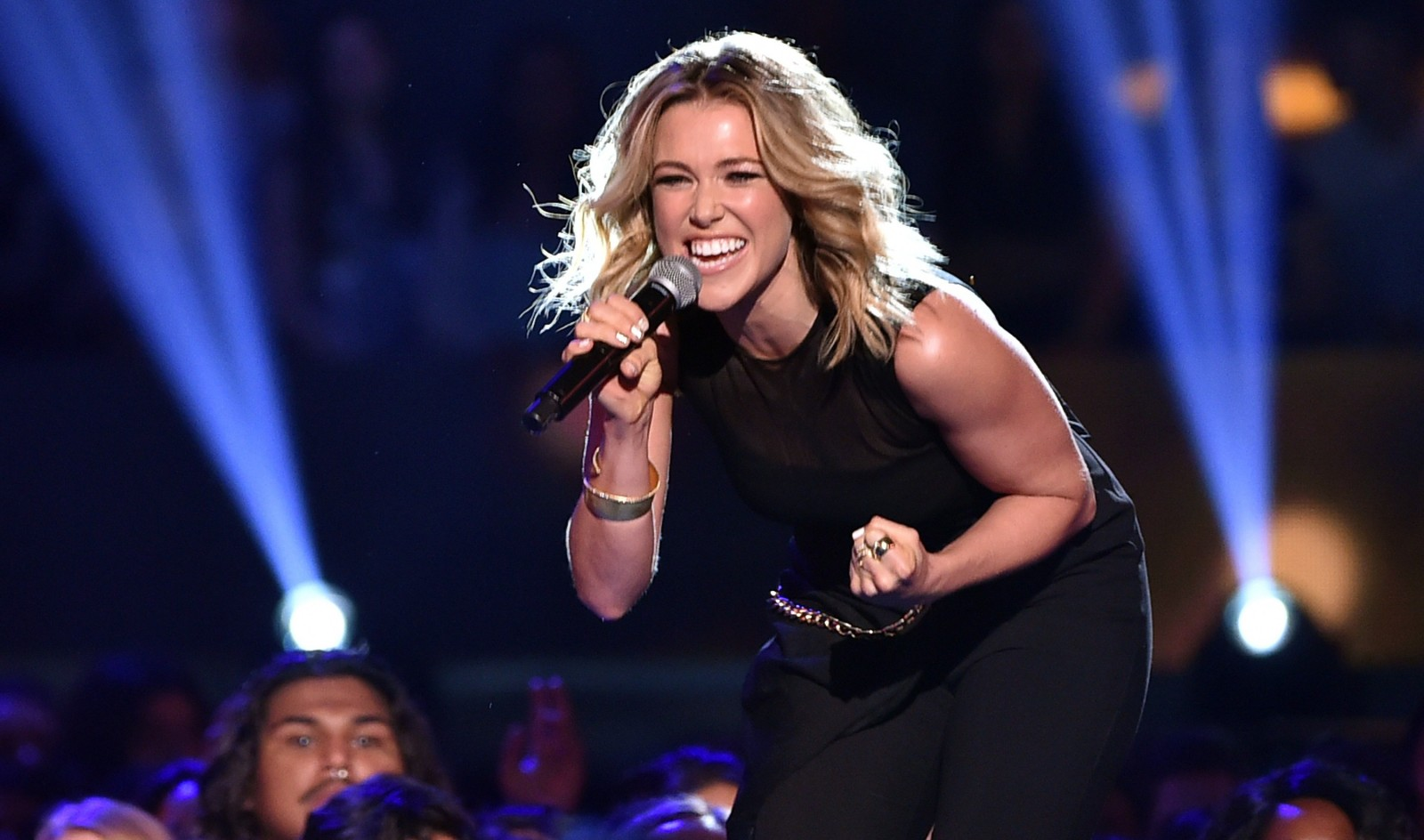 A concert by Rachel Platten is among the free shows planned for Darien Lake Theme Park in 2016. (Getty Images)