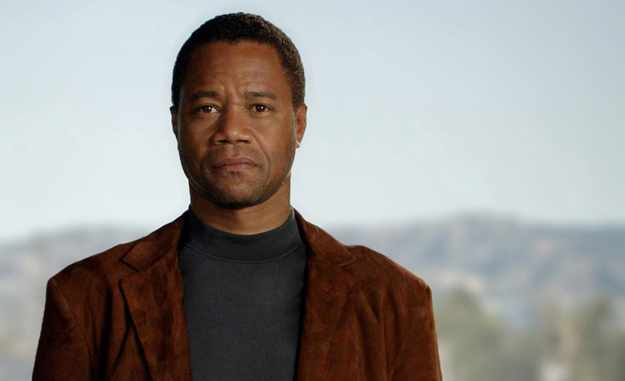 Cuba Gooding, Jr. as O.J. Simpson in 'American Crime Story: The People v. O.J. Simpson.' (FX photo)