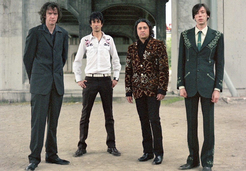 The Sadies put on an outstanding show at  Buffalo Iron Works on Feb. 19.