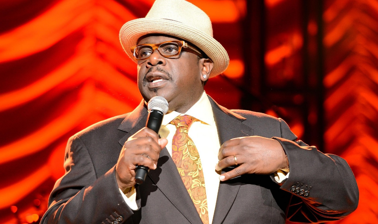 Cedric the Entertainer is a notable name in the Comedy Get Down. (Getty Images)