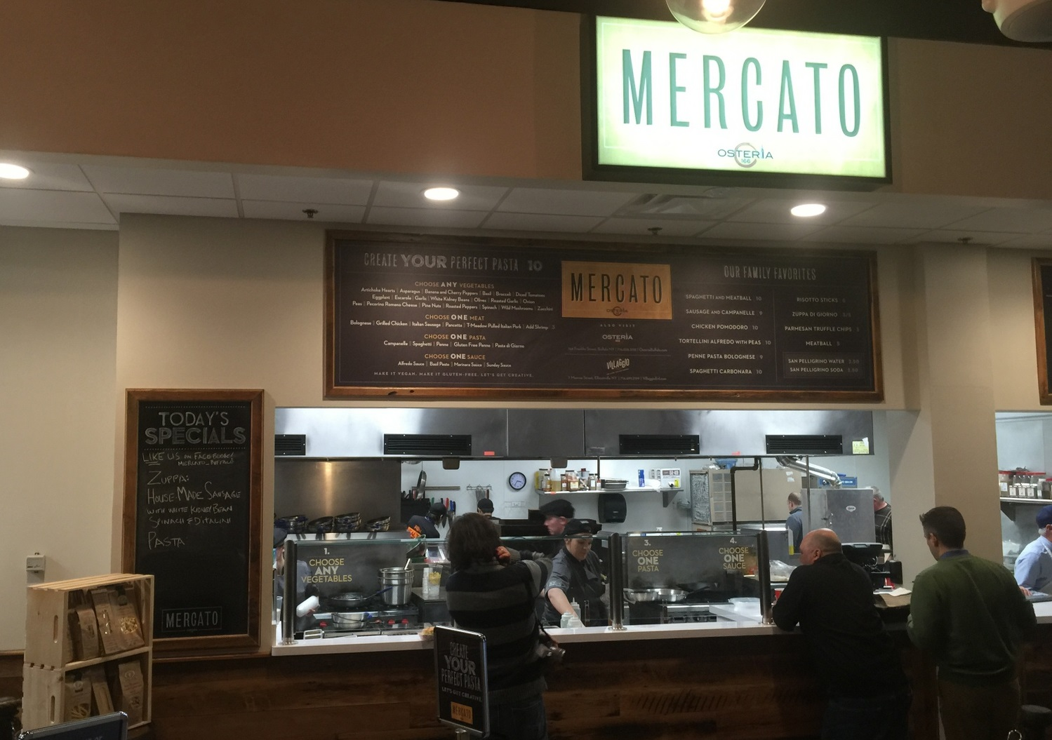 Mercato will find another downtown site, its owner said. (News file photo)