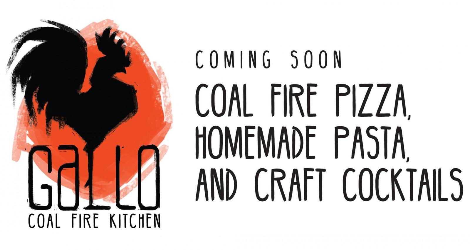 Gallo Coal Fire Kitchen is under way on Center Street in Lewiston. (Photo: Gallo Facebook)