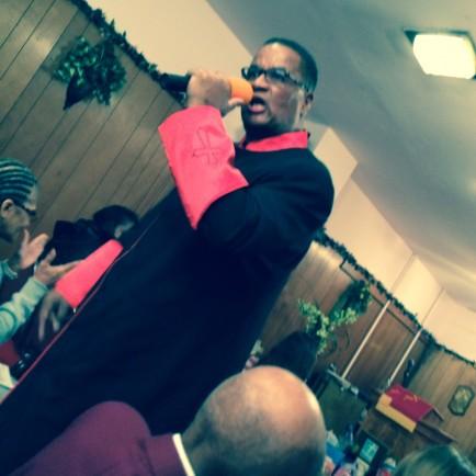 Pastor Charles Walker