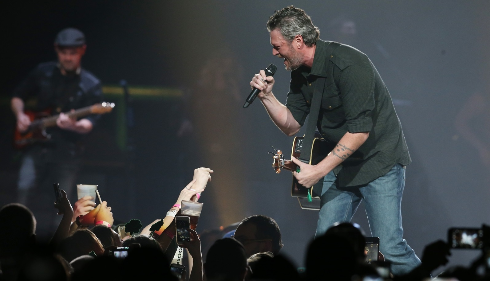 Country superstar Blake Shelton performs Thursday night at First Niagara Center. See photo gallery of the concert at galleries.buffalonews.com.