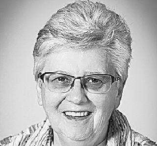 SISTER SALLY WALZ, RSM, formerly Sister William Marie