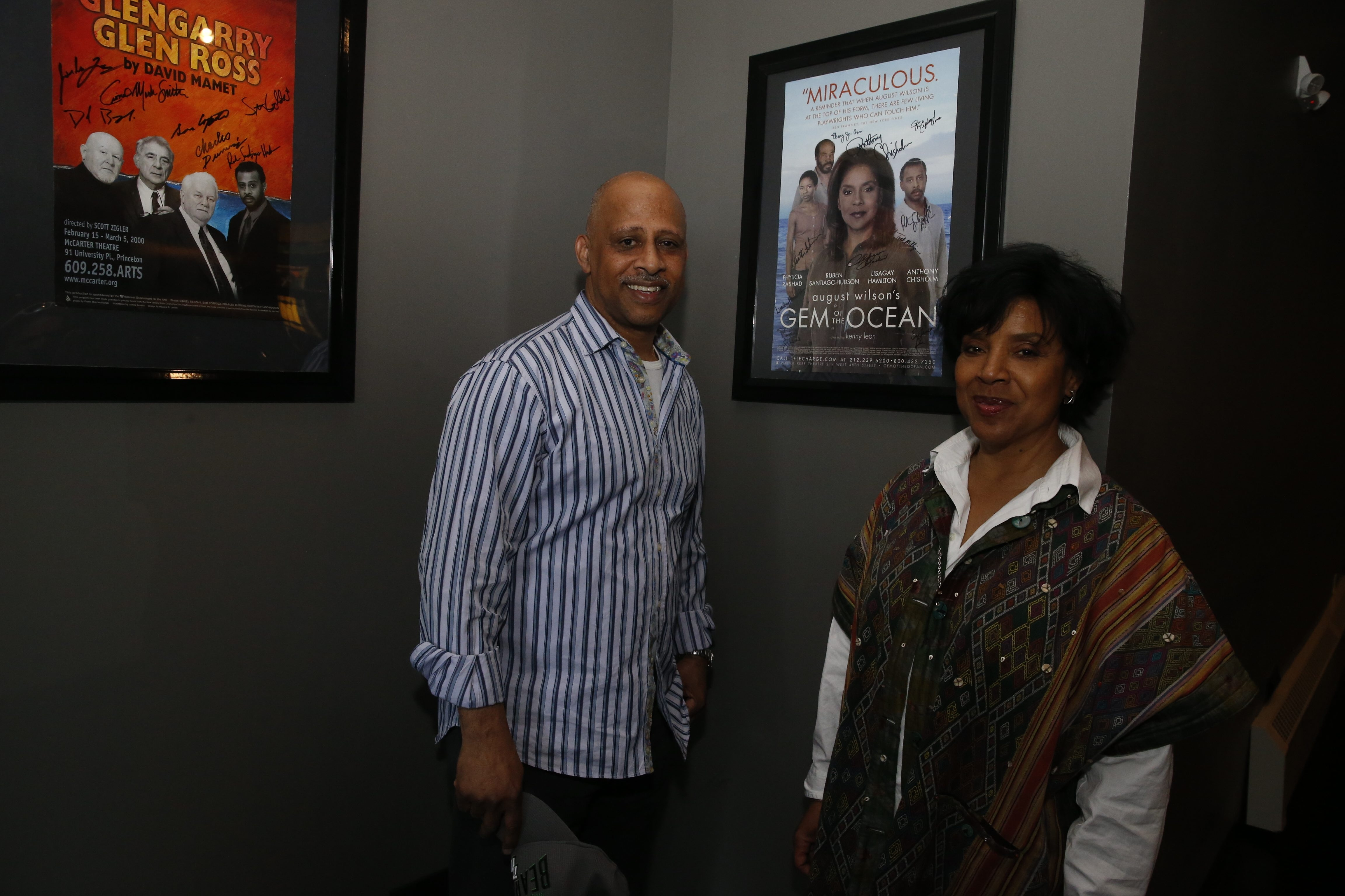"Ruben Santiago-Hudson is directing an off-Broadway production of Dominique Morriseau's ""Skeleton Crew."