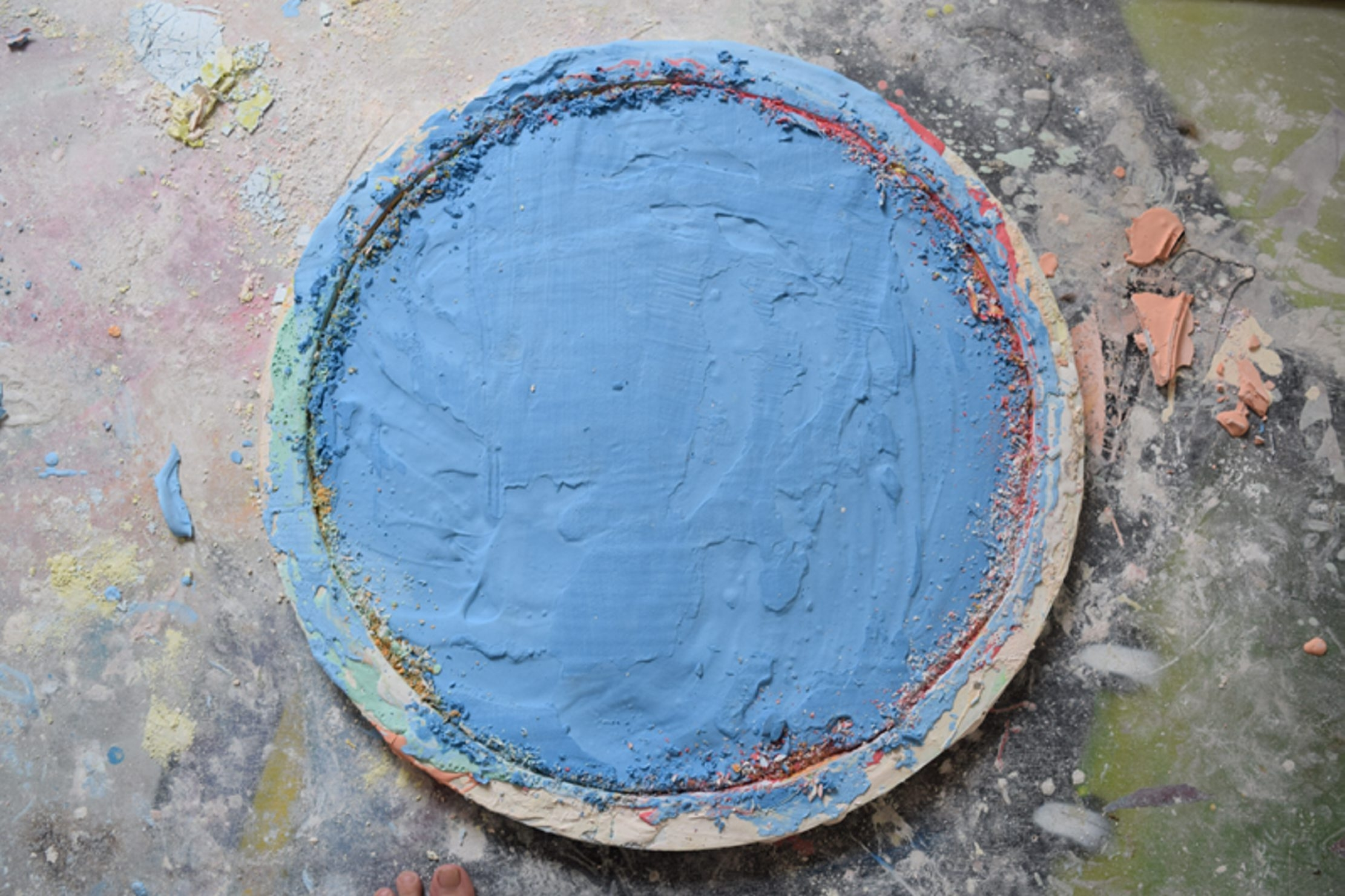 "Kate Gaudy's exhibition ""A Billion"" runs through April 17 in Big Orbit Gallery."