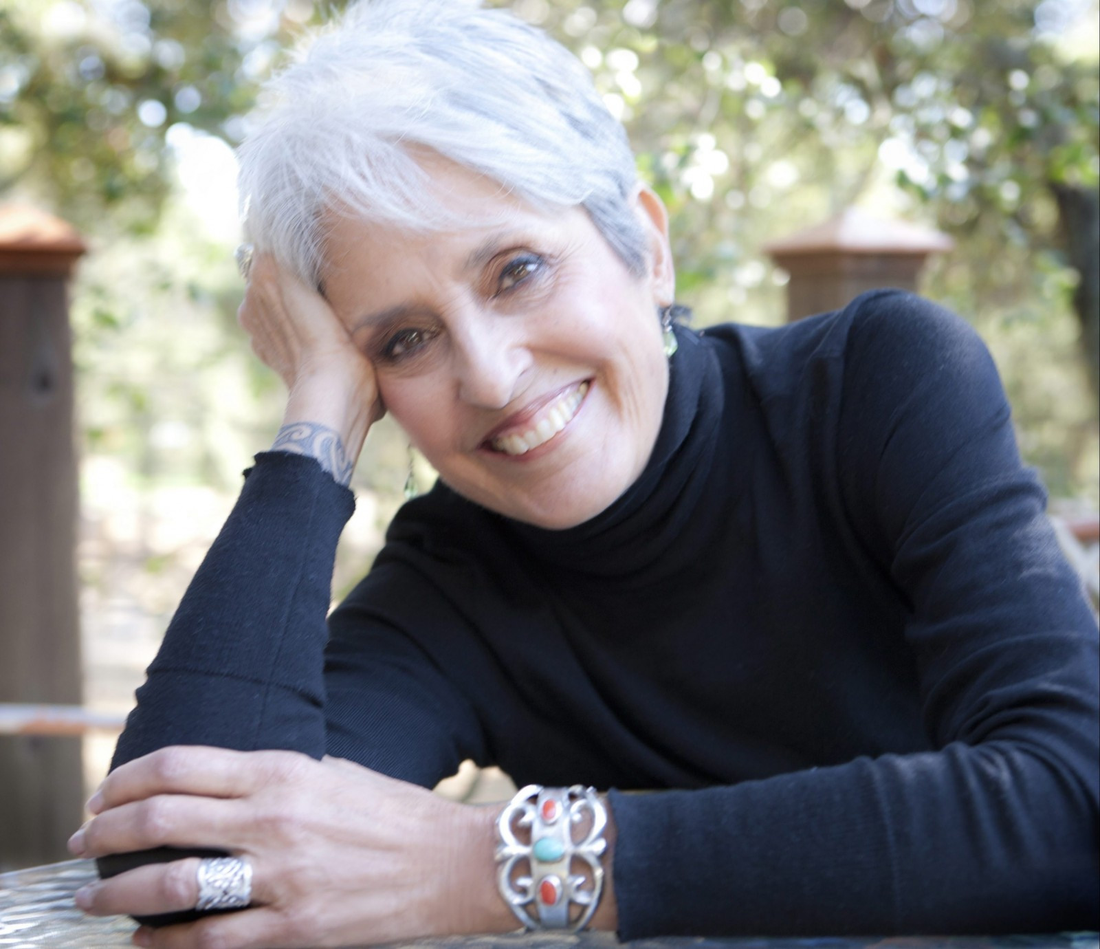 Joan Baez performs March 26 at Babeville.