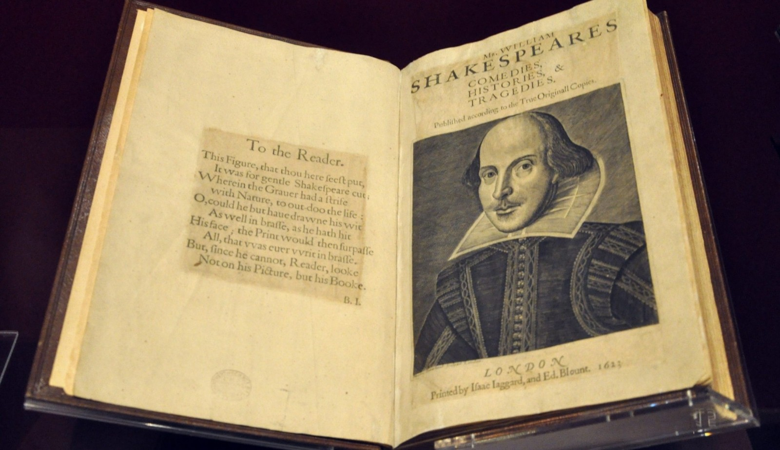 Buffalo has two copies of Shakespeare's rare First Folio, which will be the subject of two lectures on March 28.