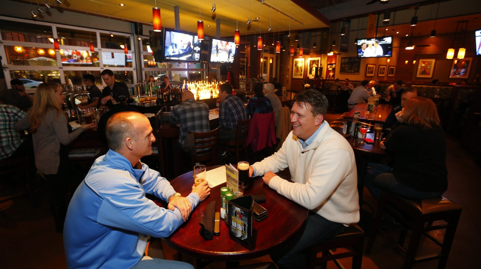 Gordon Biersch will participate in the Taste of Galleria. (Sharon Cantillon/Buffalo News file photo)