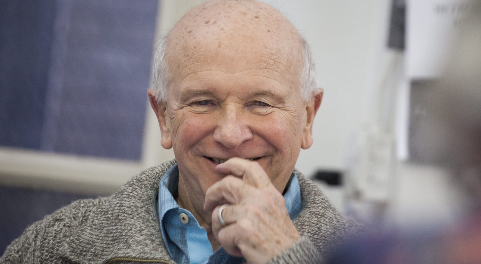 Playwright Terrence McNally will visit Buffalo on April 1 and 2 for a master class and fundraiser for Buffalo United Artists. (Michael Nagle)
