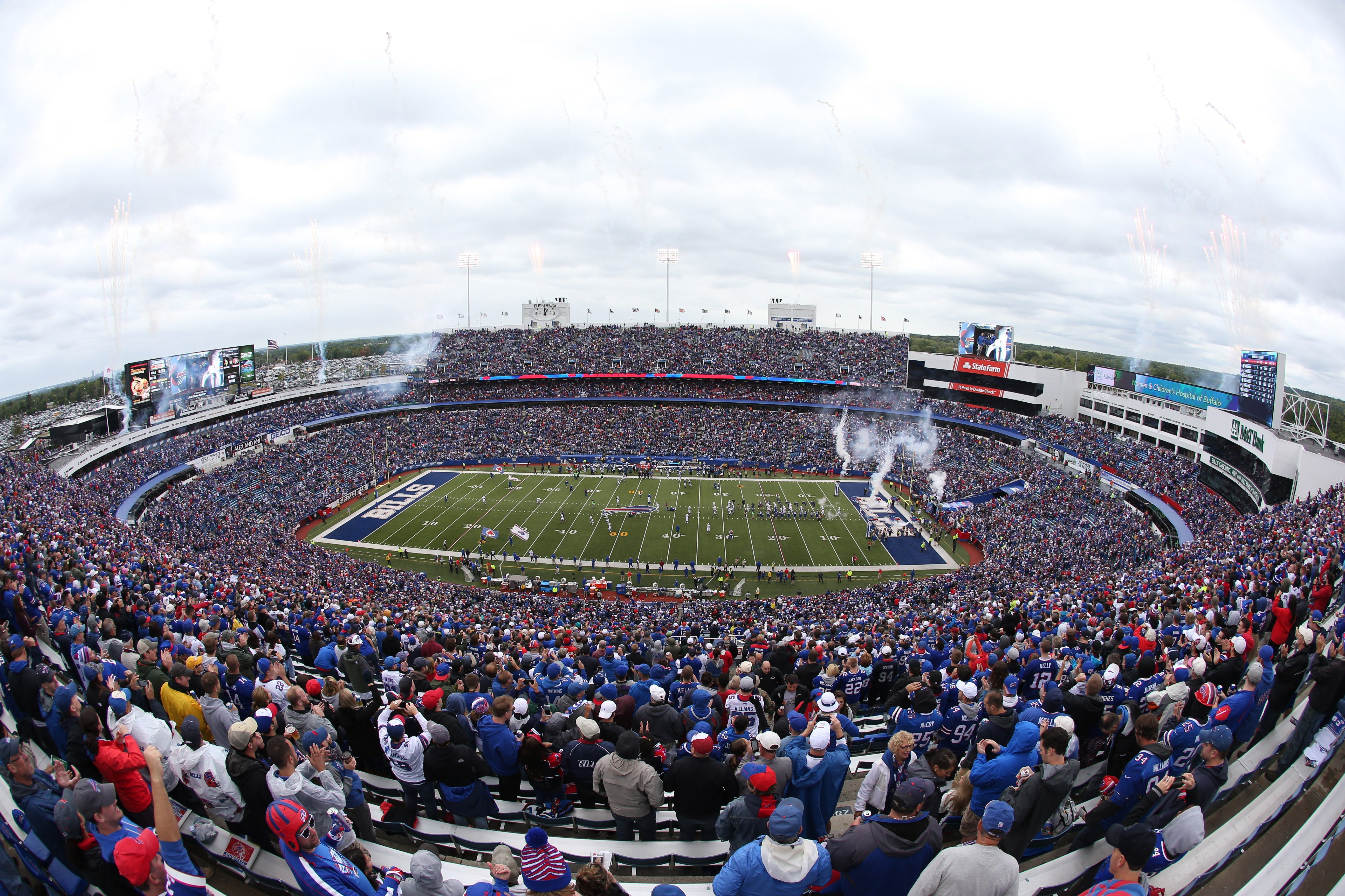 Fans get to map out their fall with the release of the Bills' schedule tonight.