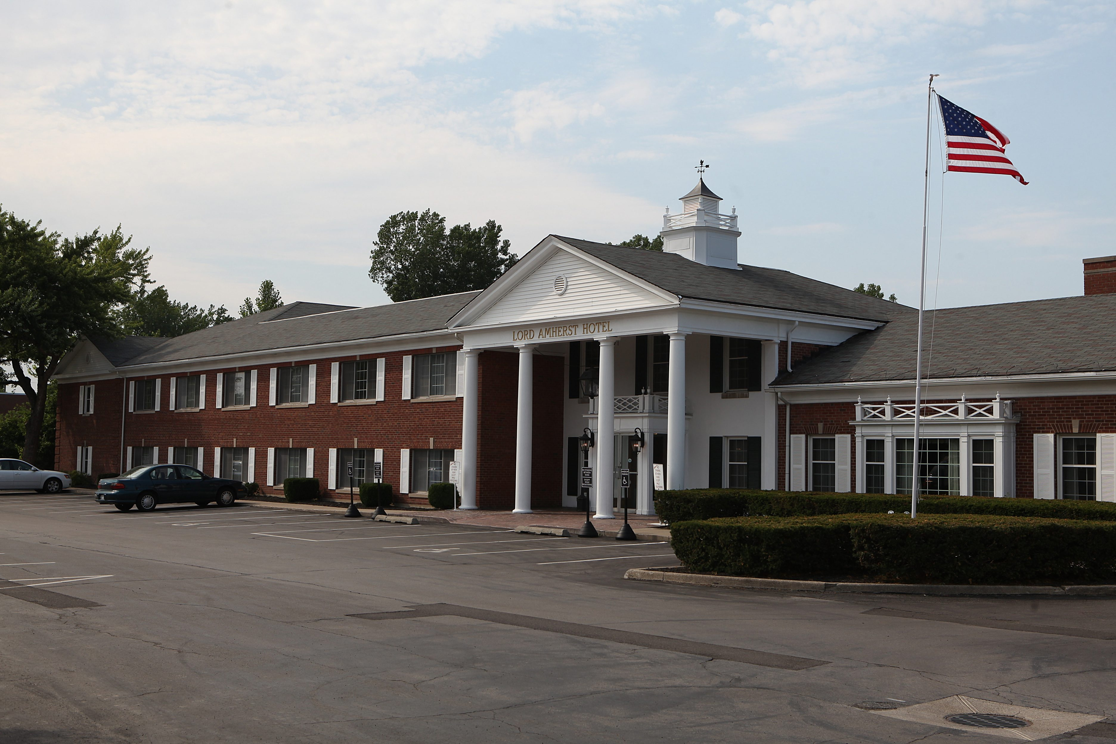 The Amherst Industrial Development Agency rejected Iskalo Development's request for an additional $1.1 million in tax breaks for the $19.9 million hotel renovation project.