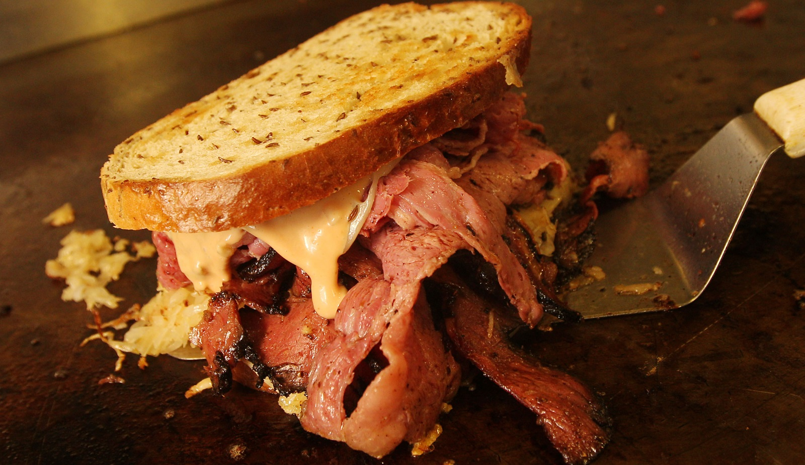 St. Patrick's Day food in Buffalo spans far behind the traditional Reuben or corned beef and cabbage. (Sharon Cantillon/Buffalo News file photo)