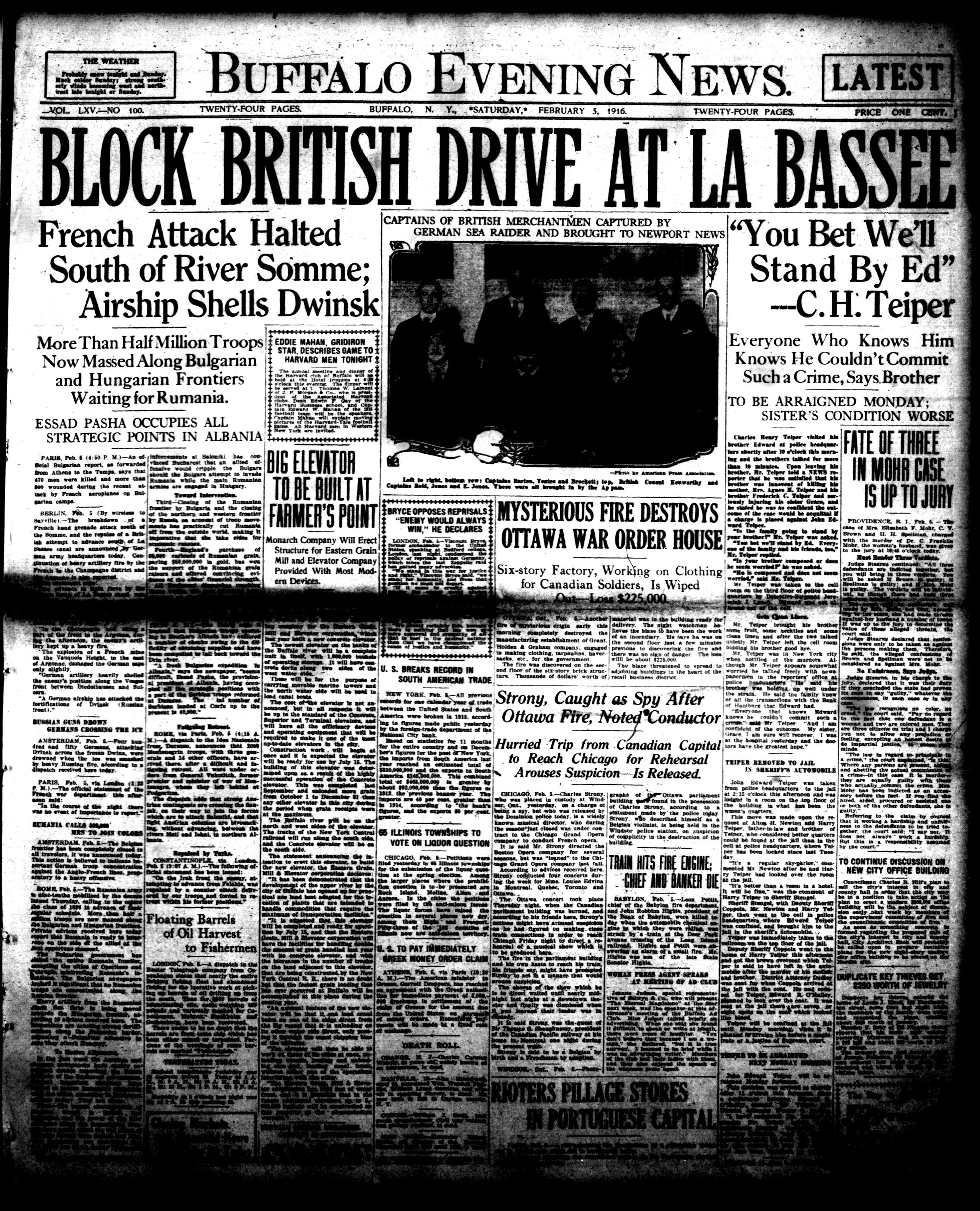 Feb 5 1916