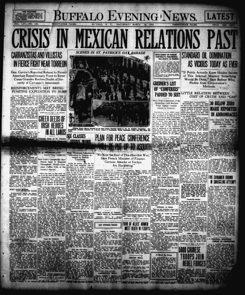March 18 1916