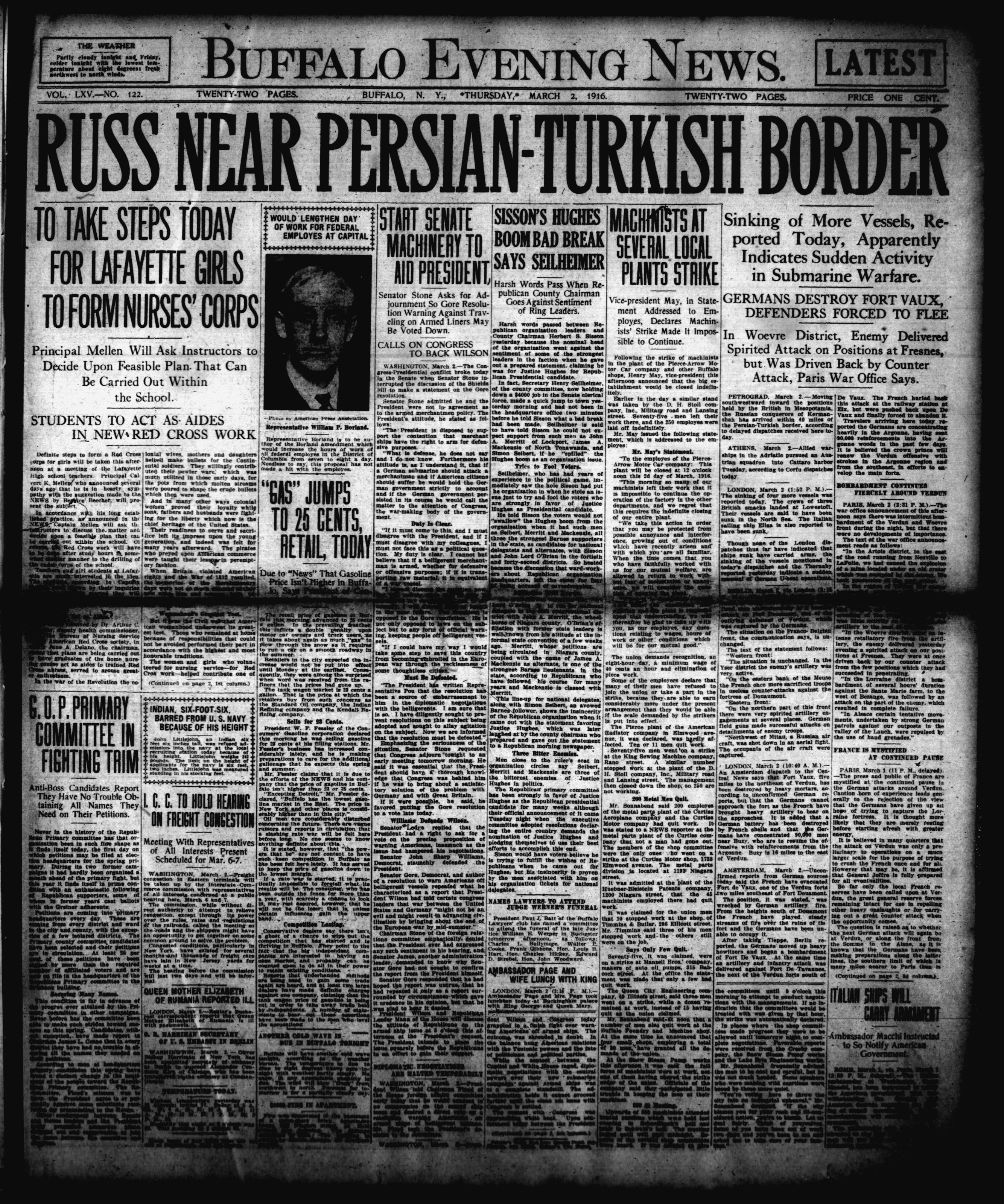 March 2 1916