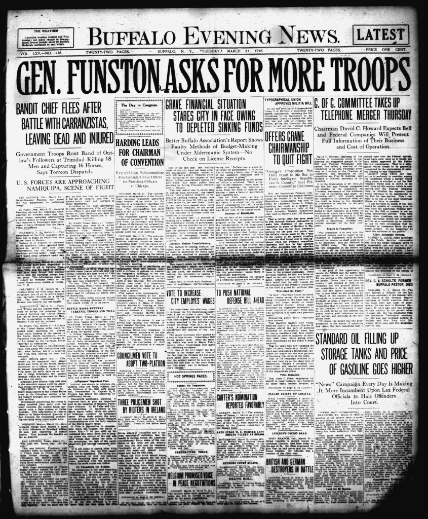 March 21 1916